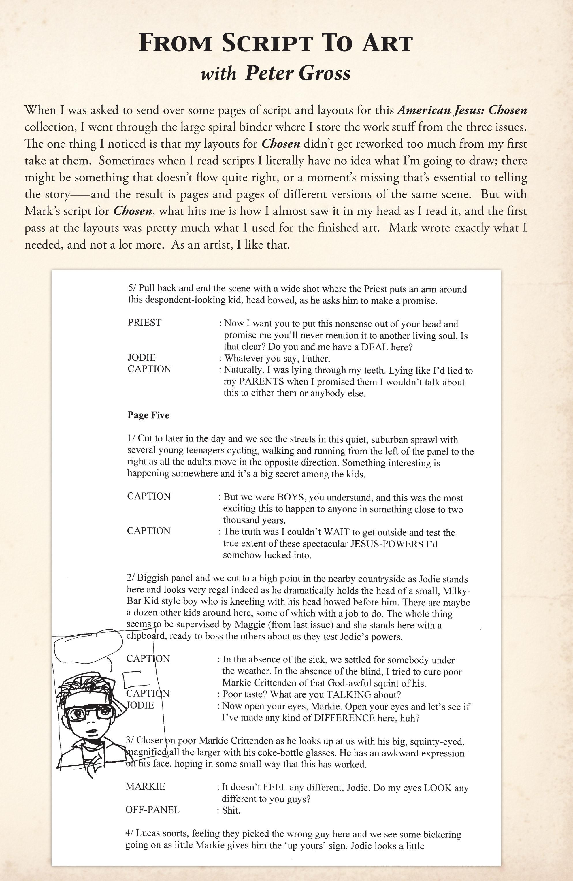 Read online American Jesus comic -  Issue # TPB - 89
