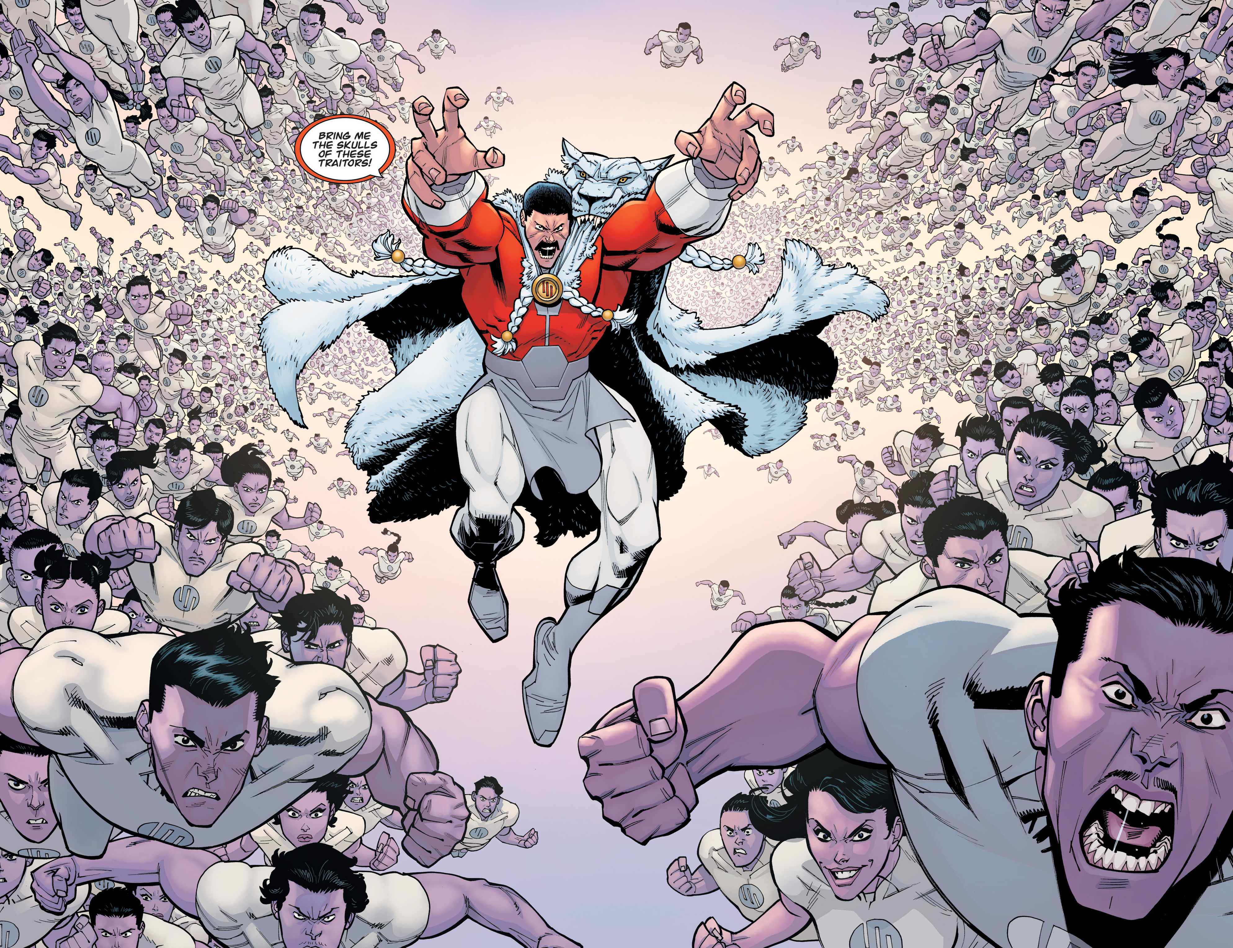 Read online Invincible comic -  Issue #136 - 5