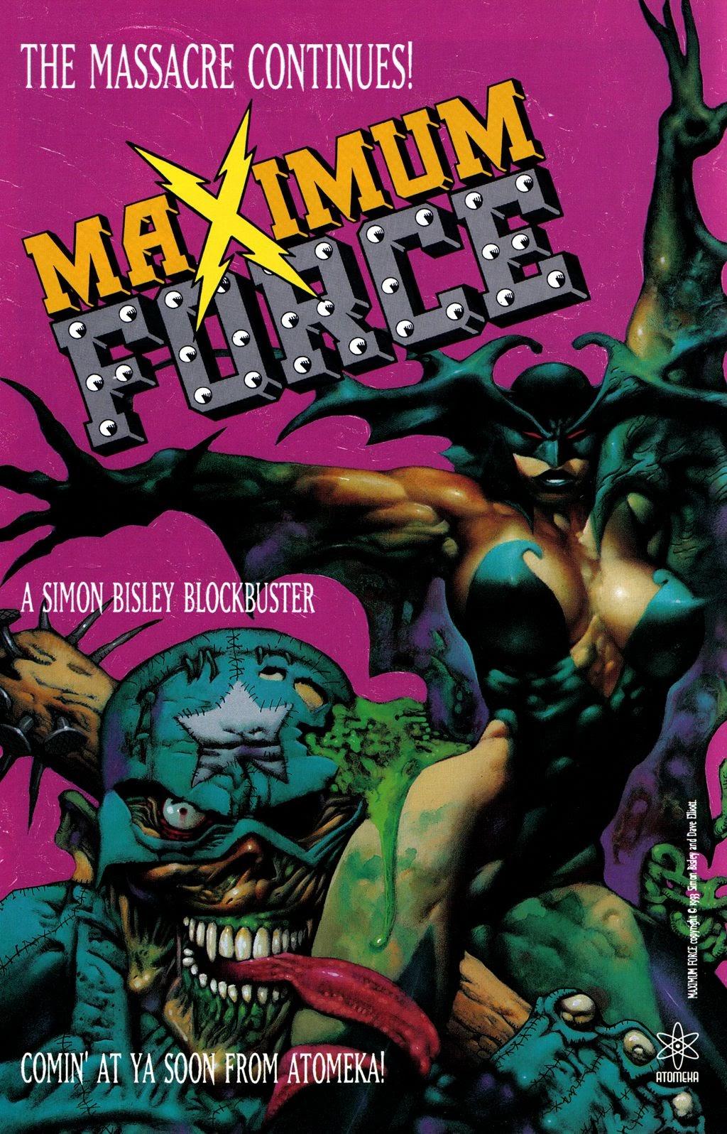 Read online Bisley's Scrapbook comic -  Issue # Full - 16