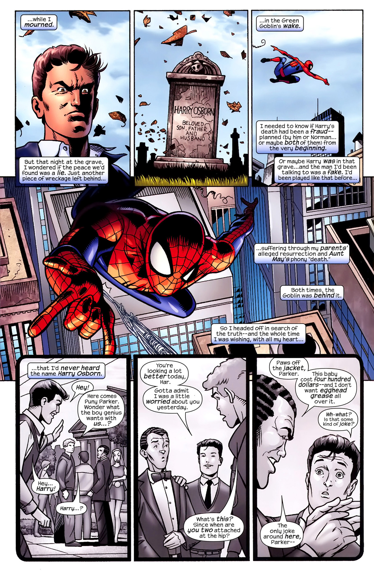 Read online Amazing Spider-Man Family comic -  Issue #4 - 15