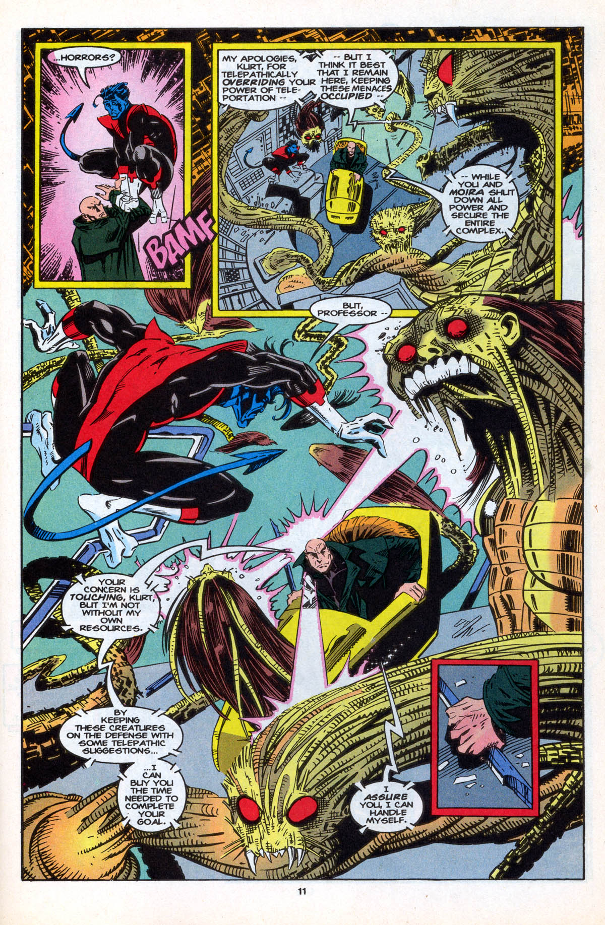 Read online X-Factor (1986) comic -  Issue #106 - 13