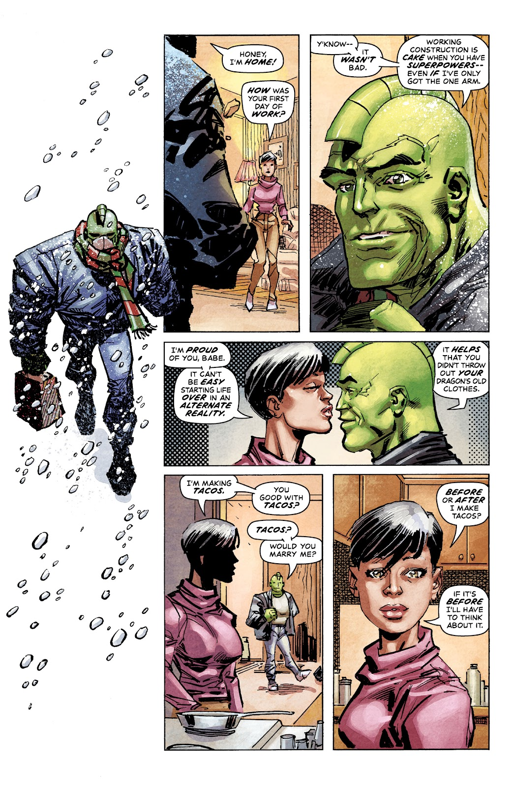The Savage Dragon (1993) issue 257 - Page 8