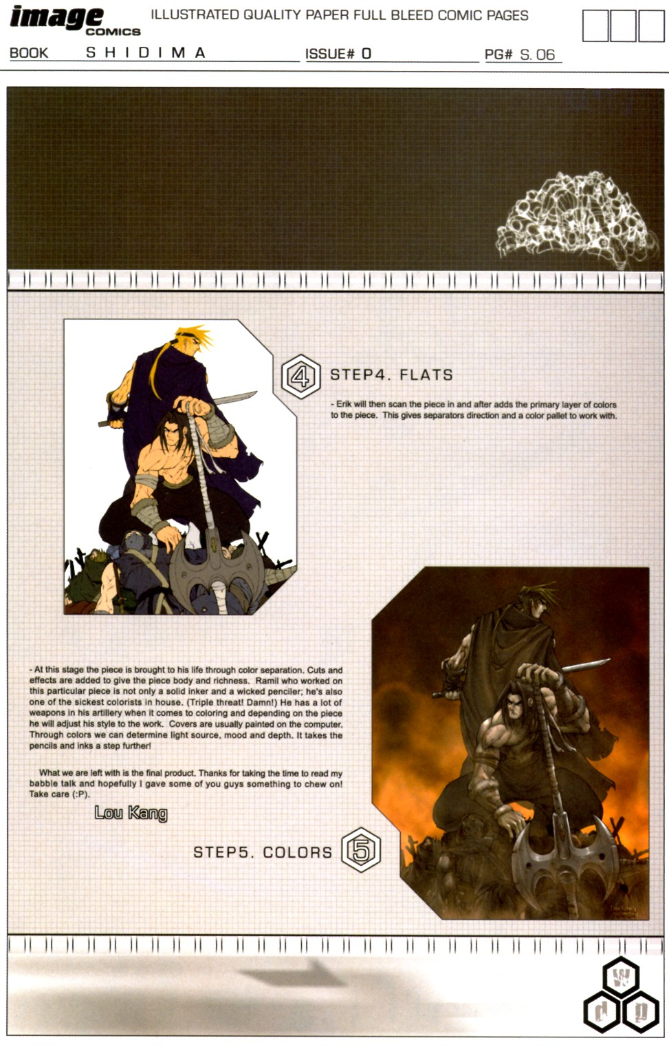 Read online Shidima comic -  Issue #0 - 19