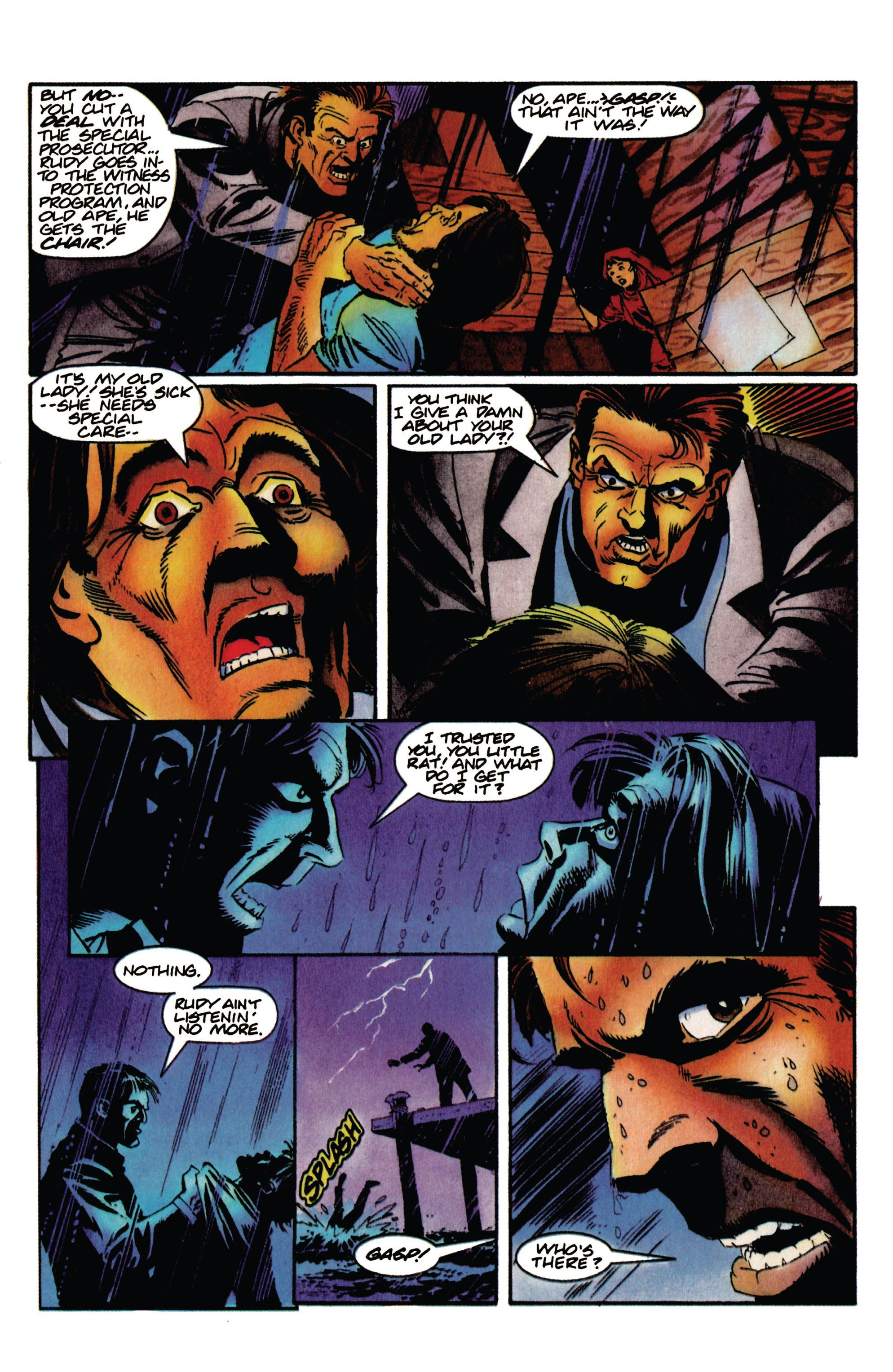 Read online Shadowman (1992) comic -  Issue #35 - 4