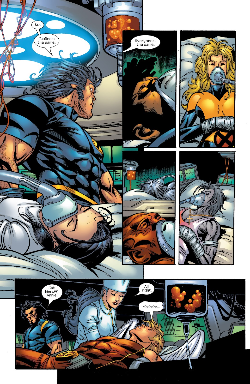 Read online X-Men: Unstoppable comic -  Issue # TPB (Part 4) - 84