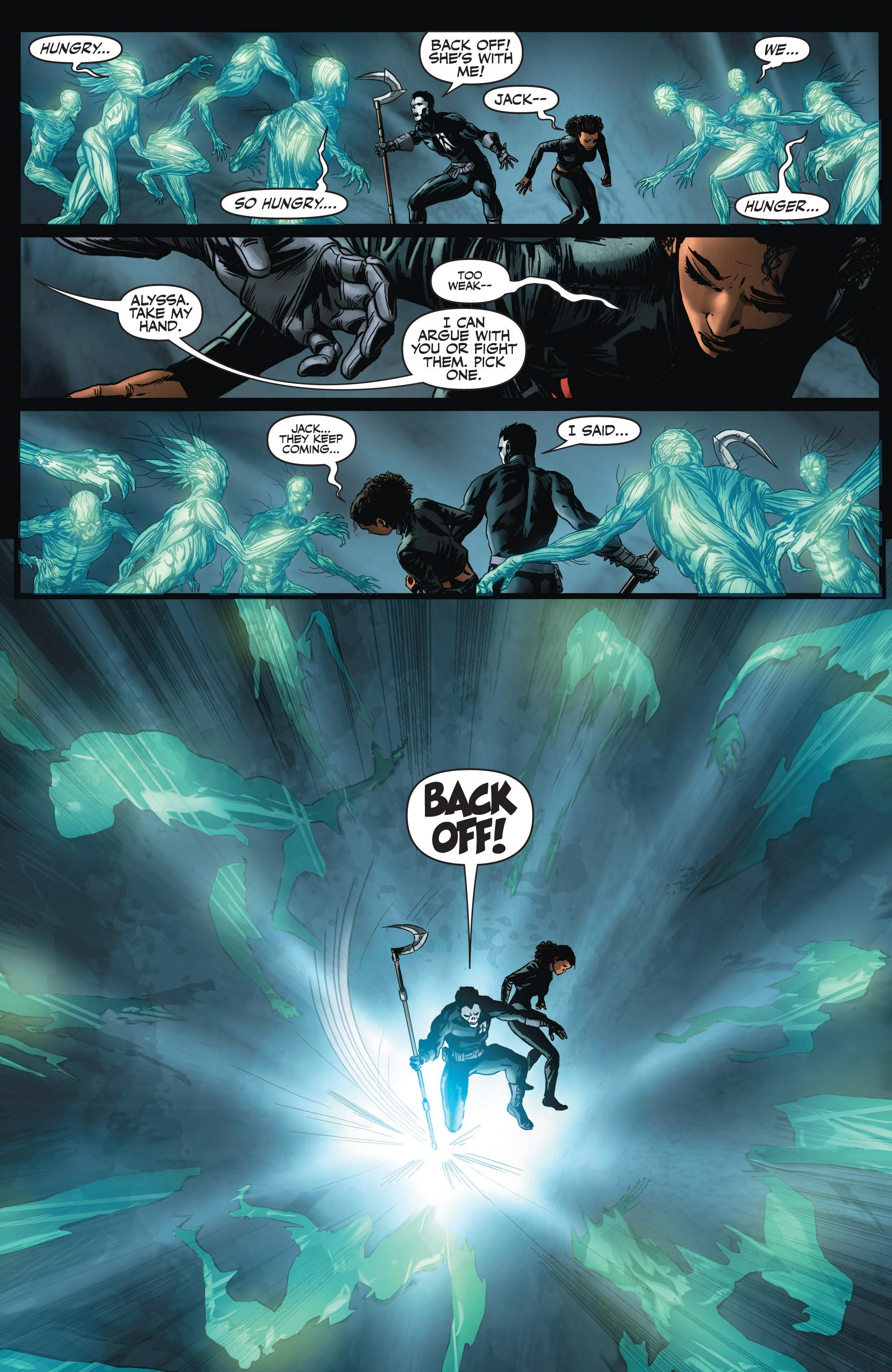 Read online Shadowman (2012) comic -  Issue #4 - 5