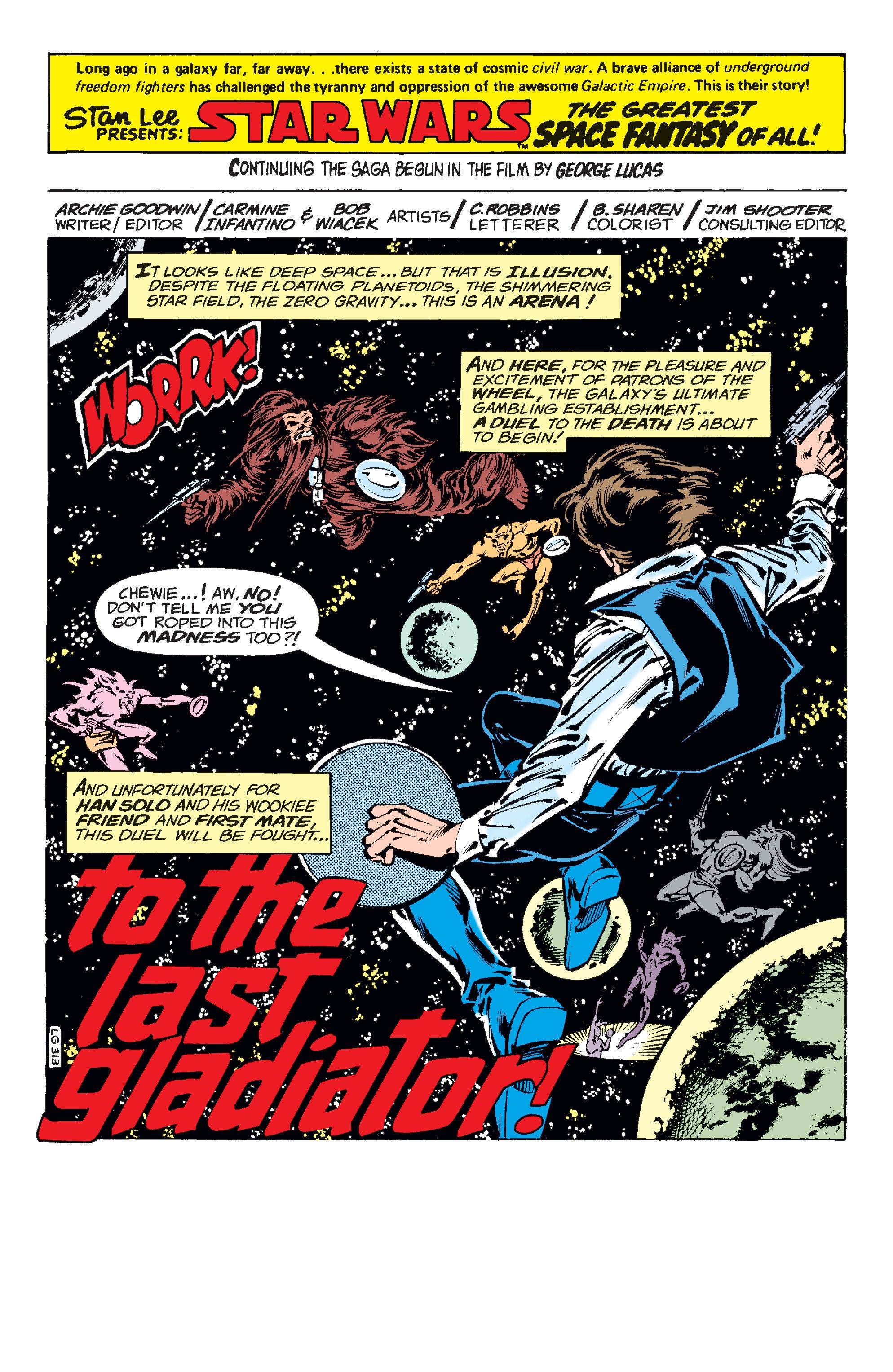 Read online Star Wars Omnibus comic -  Issue # Vol. 13 - 385