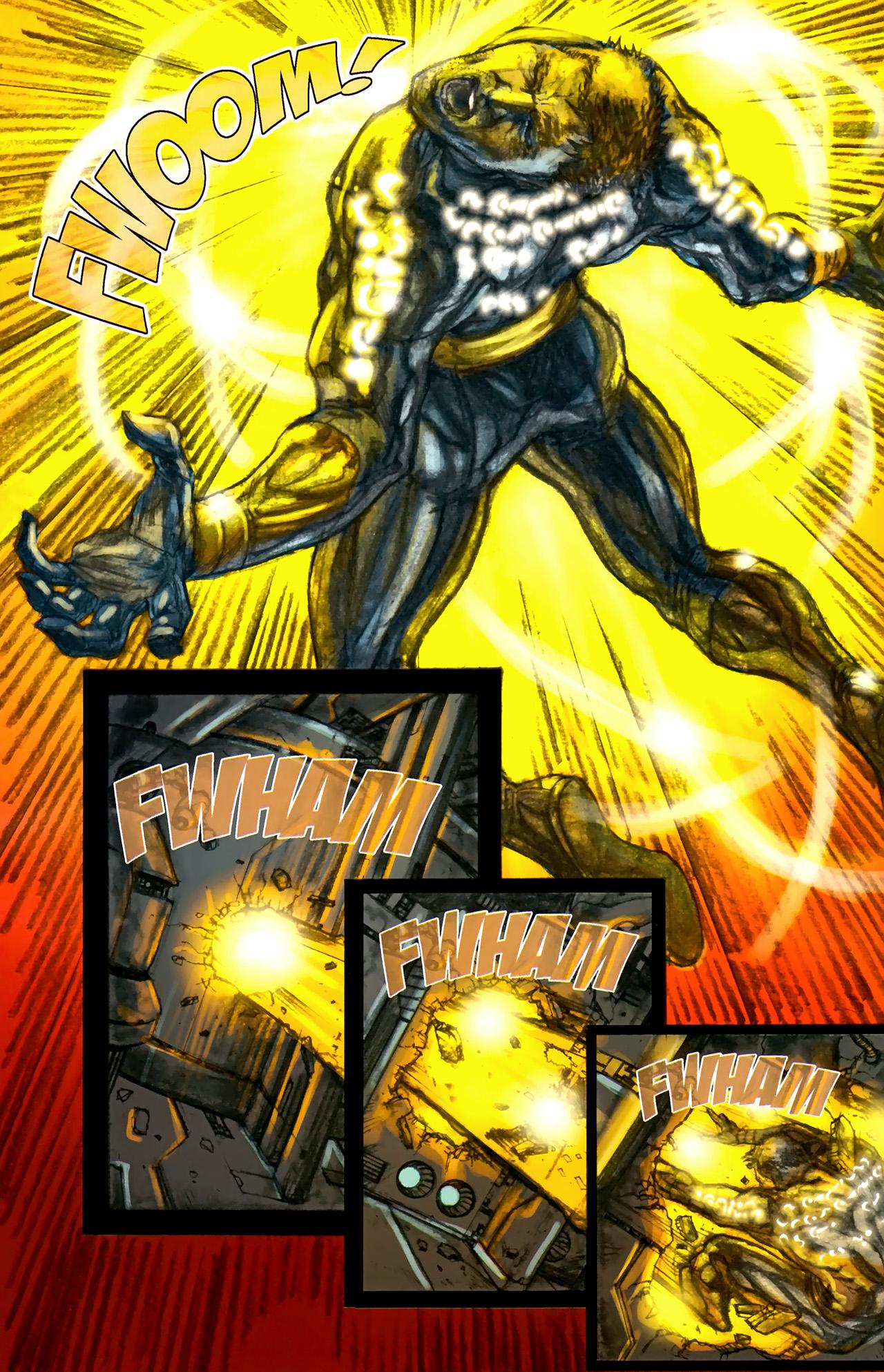 Read online Phoenix comic -  Issue #1 - 14