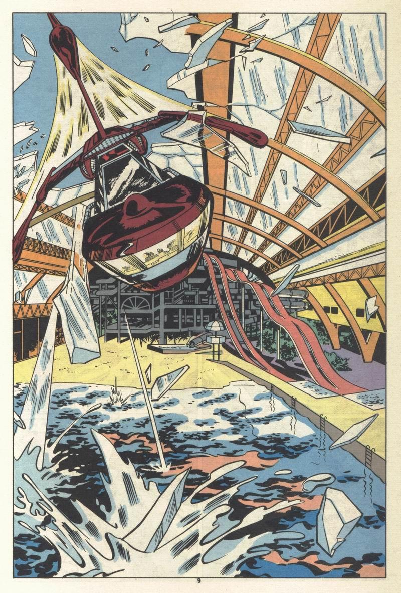 Read online Alpha Flight (1983) comic -  Issue #69 - 11