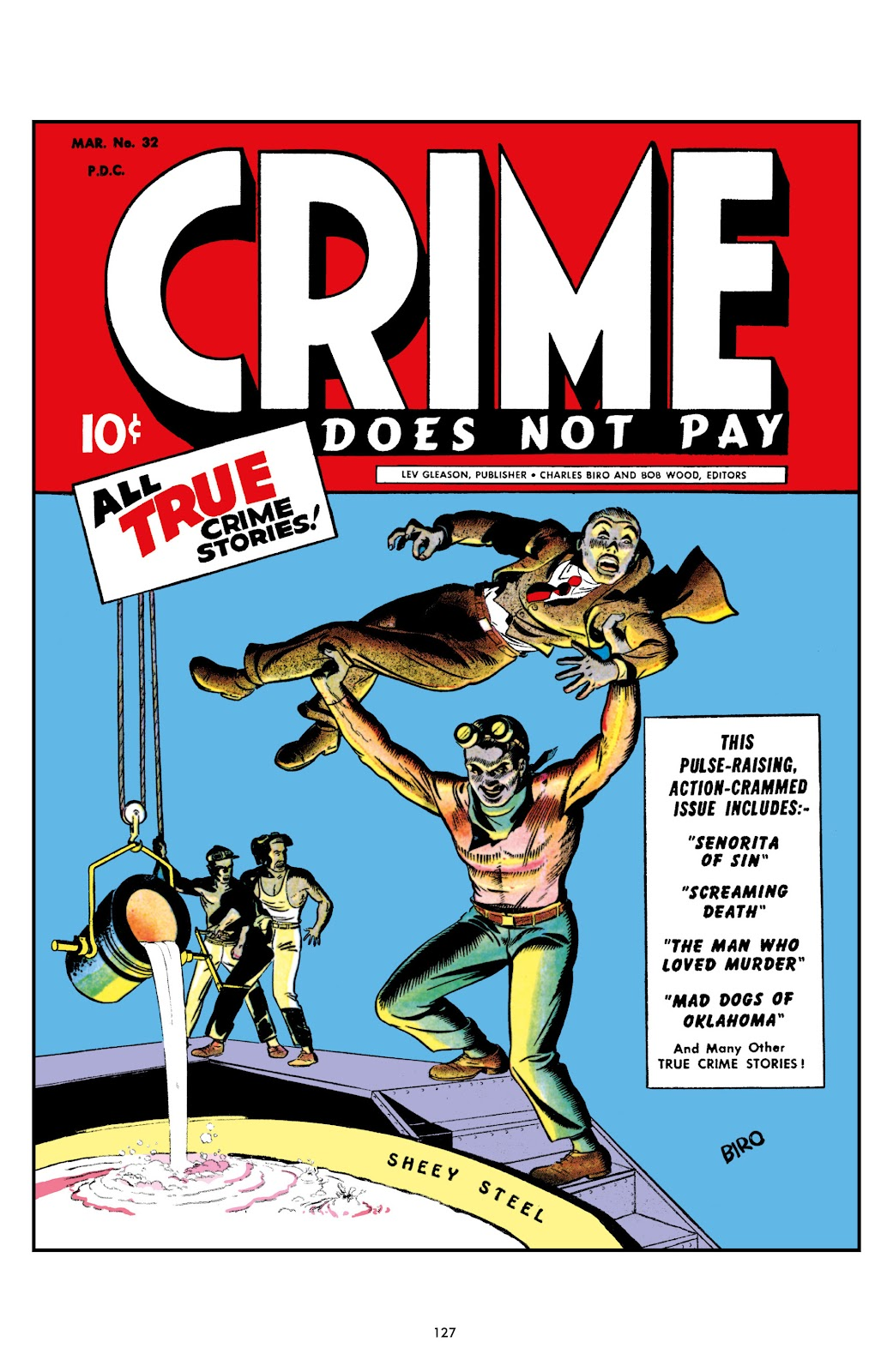 Read online Crime Does Not Pay Archives comic -  Issue # TPB 3 (Part 2) - 27