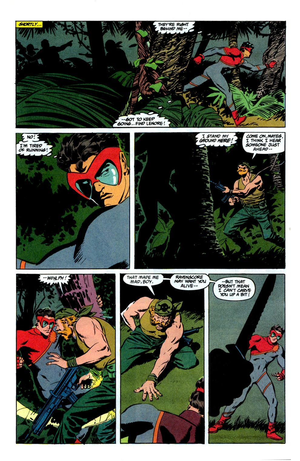 Read online Powerline comic -  Issue #8 - 16