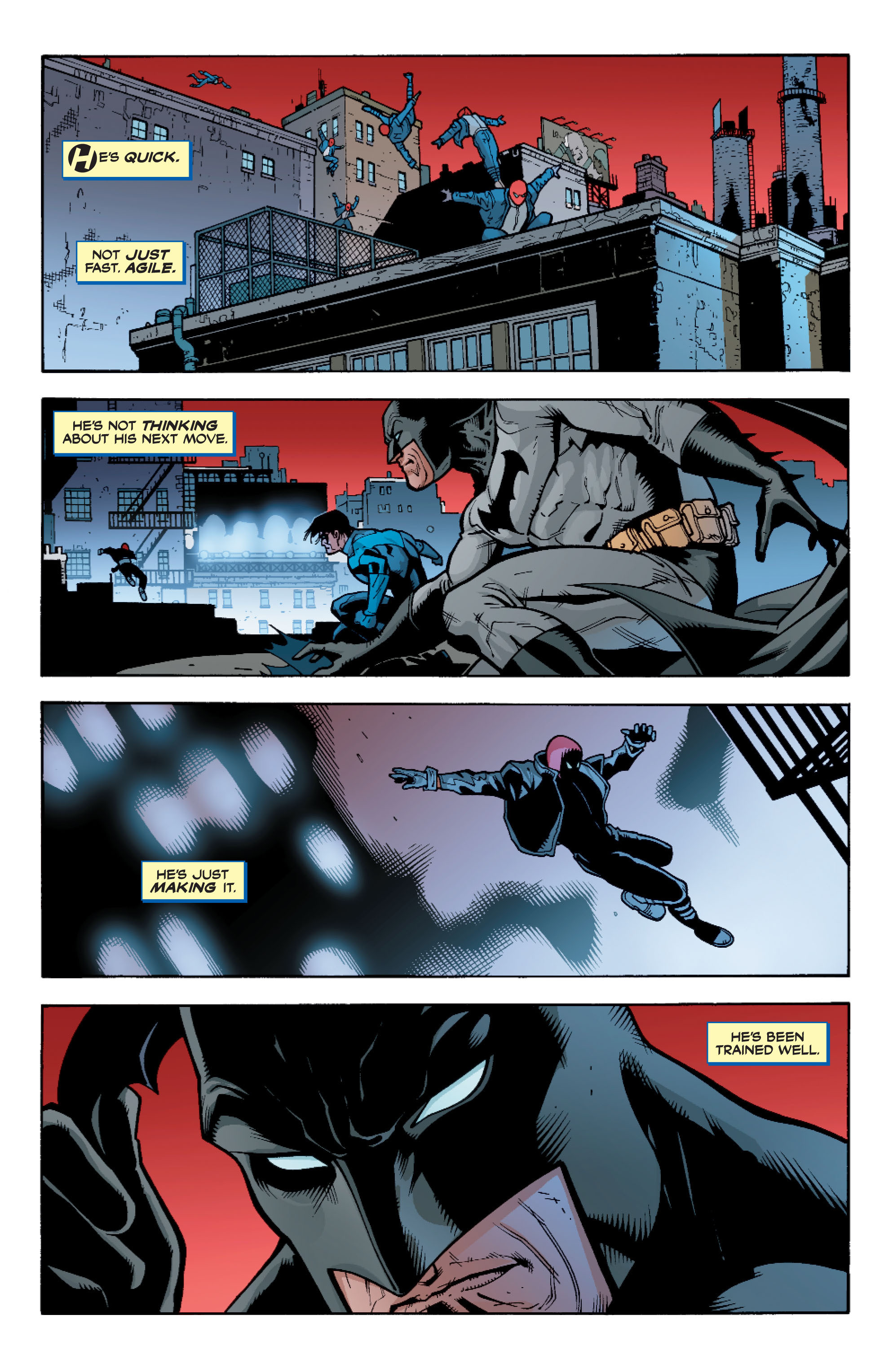 Read online Batman: Under The Red Hood comic -  Issue # Full - 49