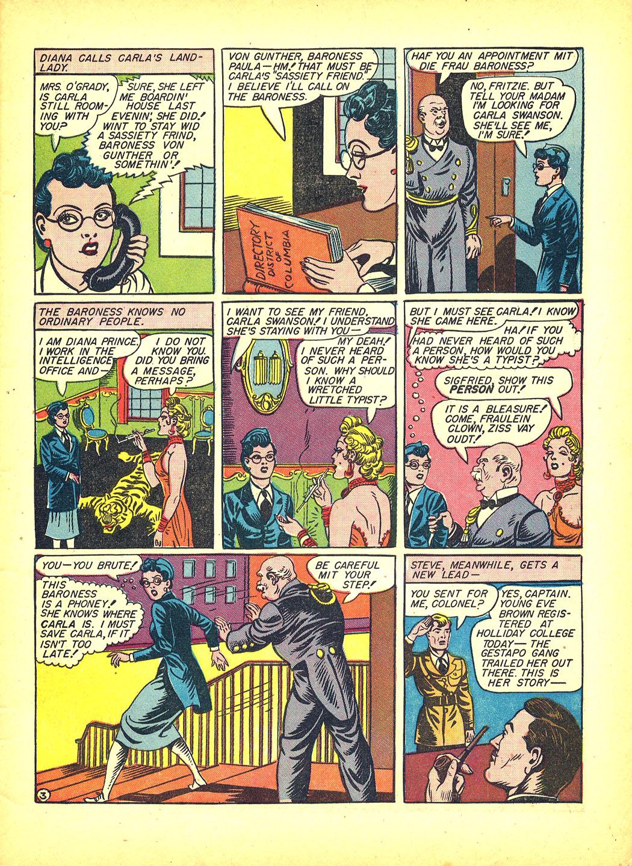 Read online Sensation (Mystery) Comics comic -  Issue #4 - 5