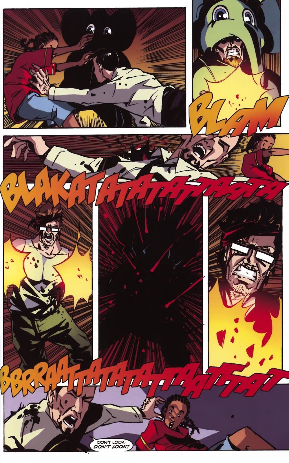 Read online Ricky Rouse Has A Gun comic -  Issue # TPB (Part 2) - 70