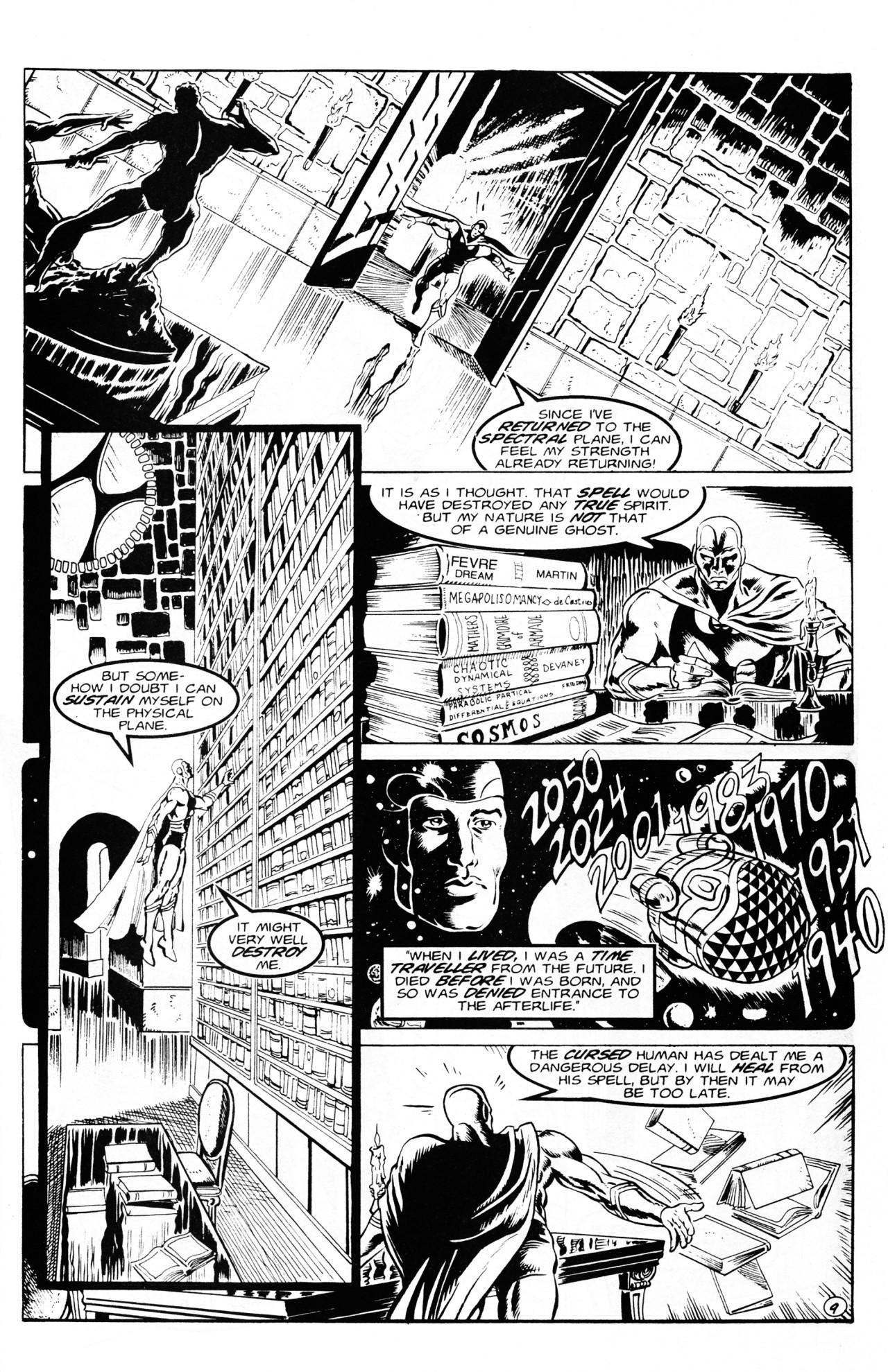 Read online Dr. Weird (1994) comic -  Issue #1 - 11