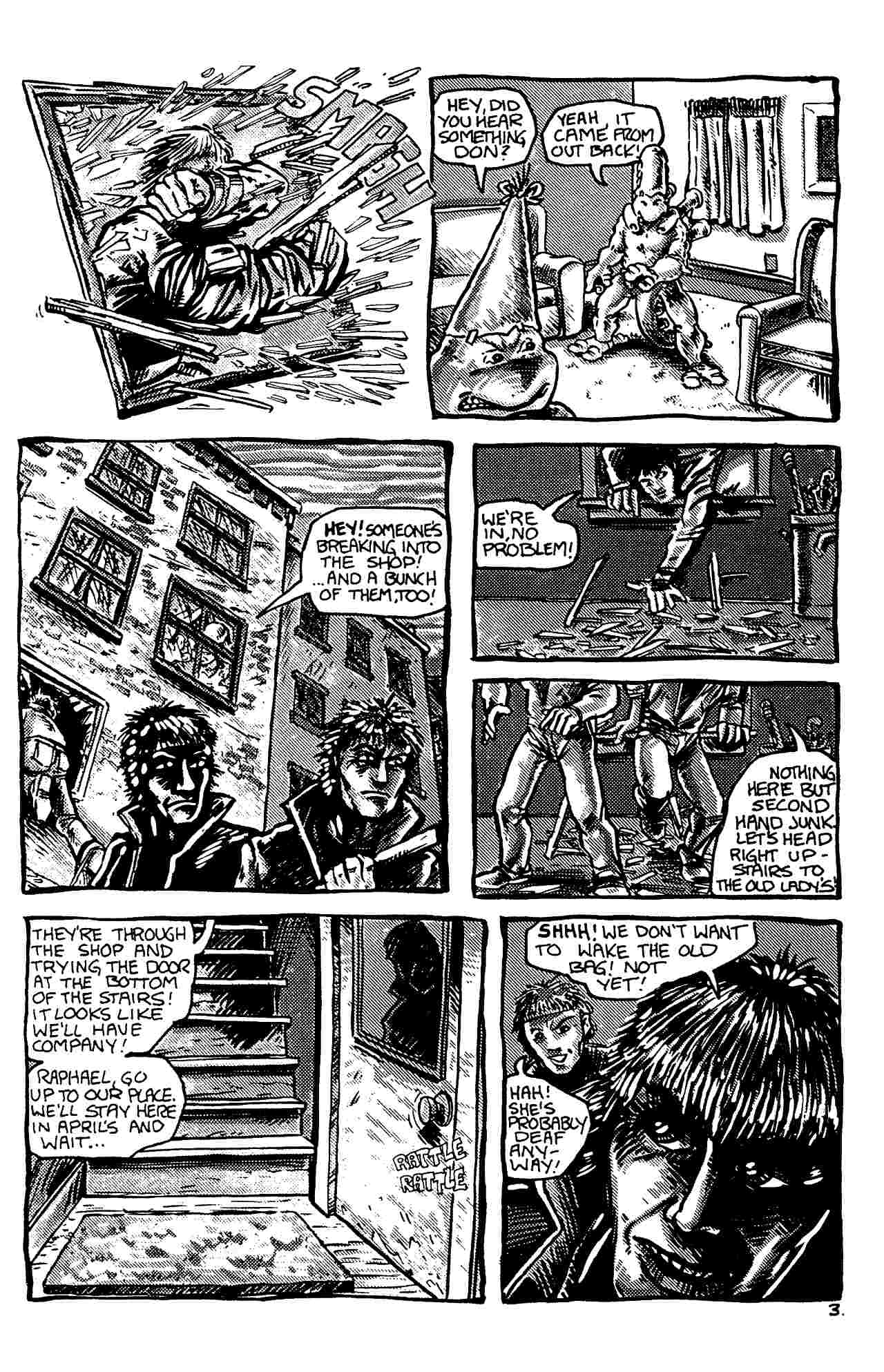Read online Shell Shock comic -  Issue # Full - 133