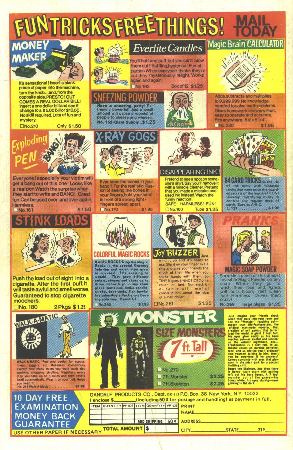 Comic Walt Disney's Comics and Stories issue 438