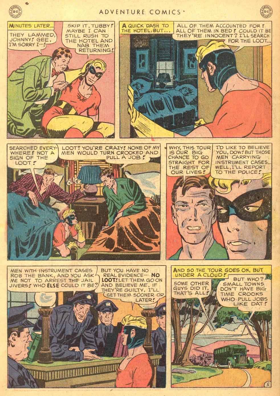 Read online Adventure Comics (1938) comic -  Issue #133 - 44