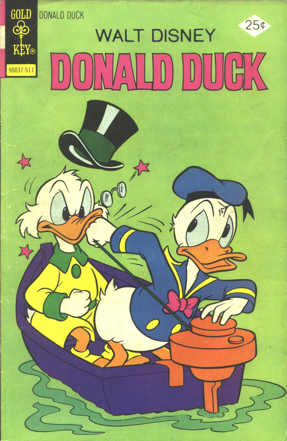 Donald Duck (1962) 167 Page 1