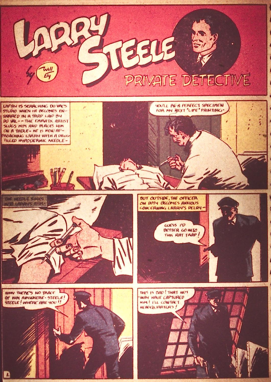 Detective Comics (1937) 25 Page 9