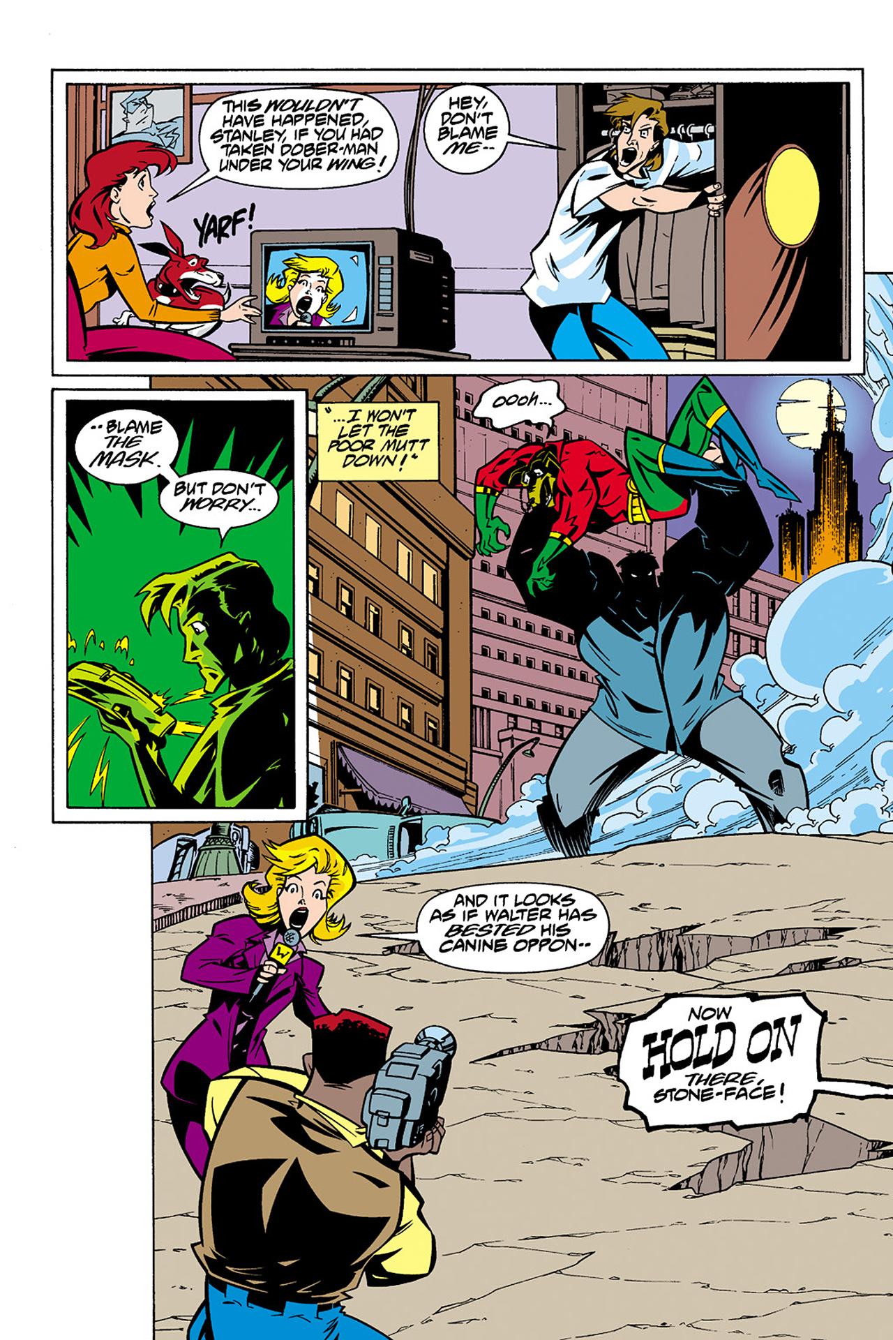 Read online Adventures Of The Mask Omnibus comic -  Issue #Adventures Of The Mask Omnibus Full - 294