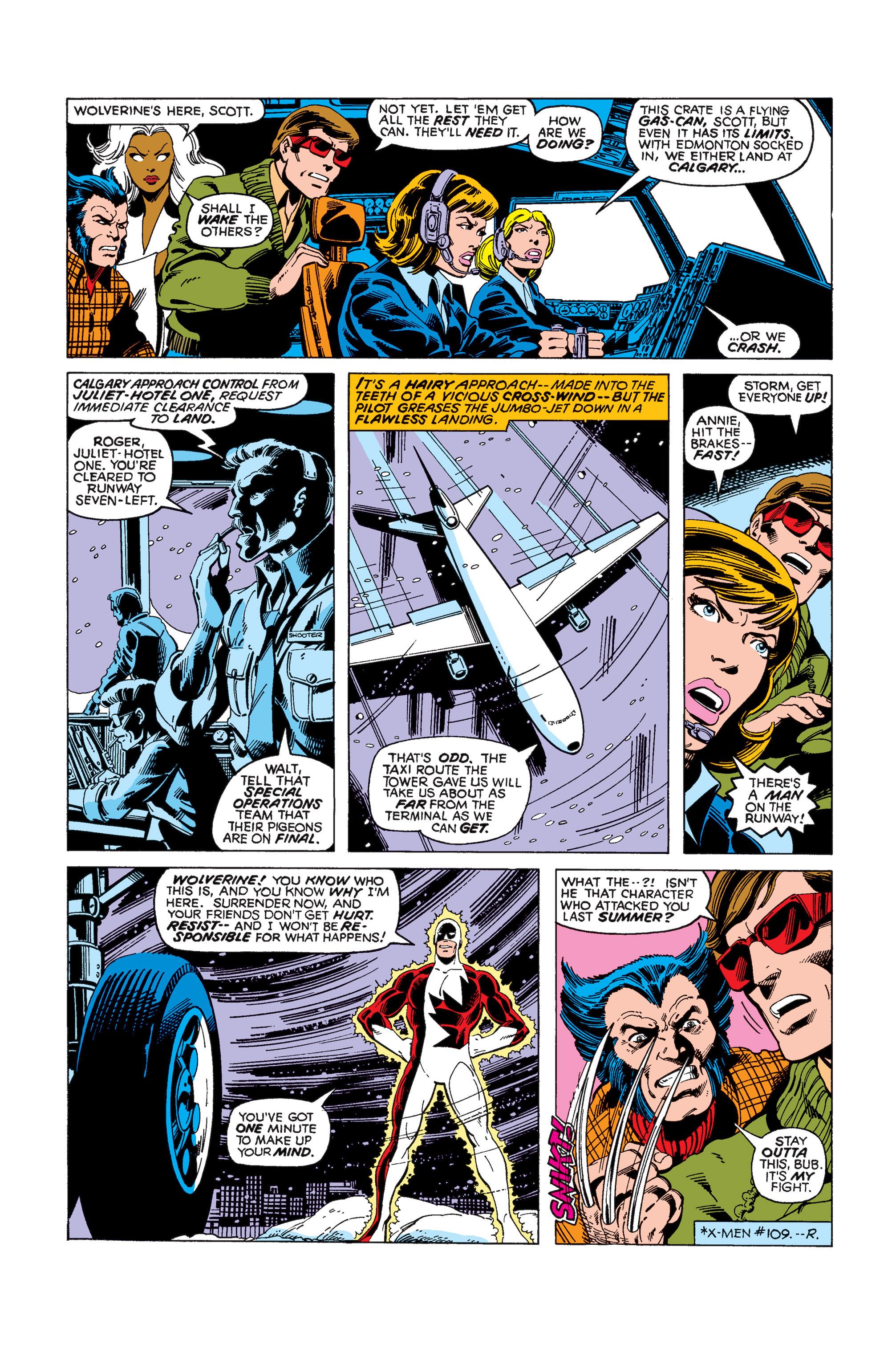 Uncanny X-Men (1963) 120 Page 6