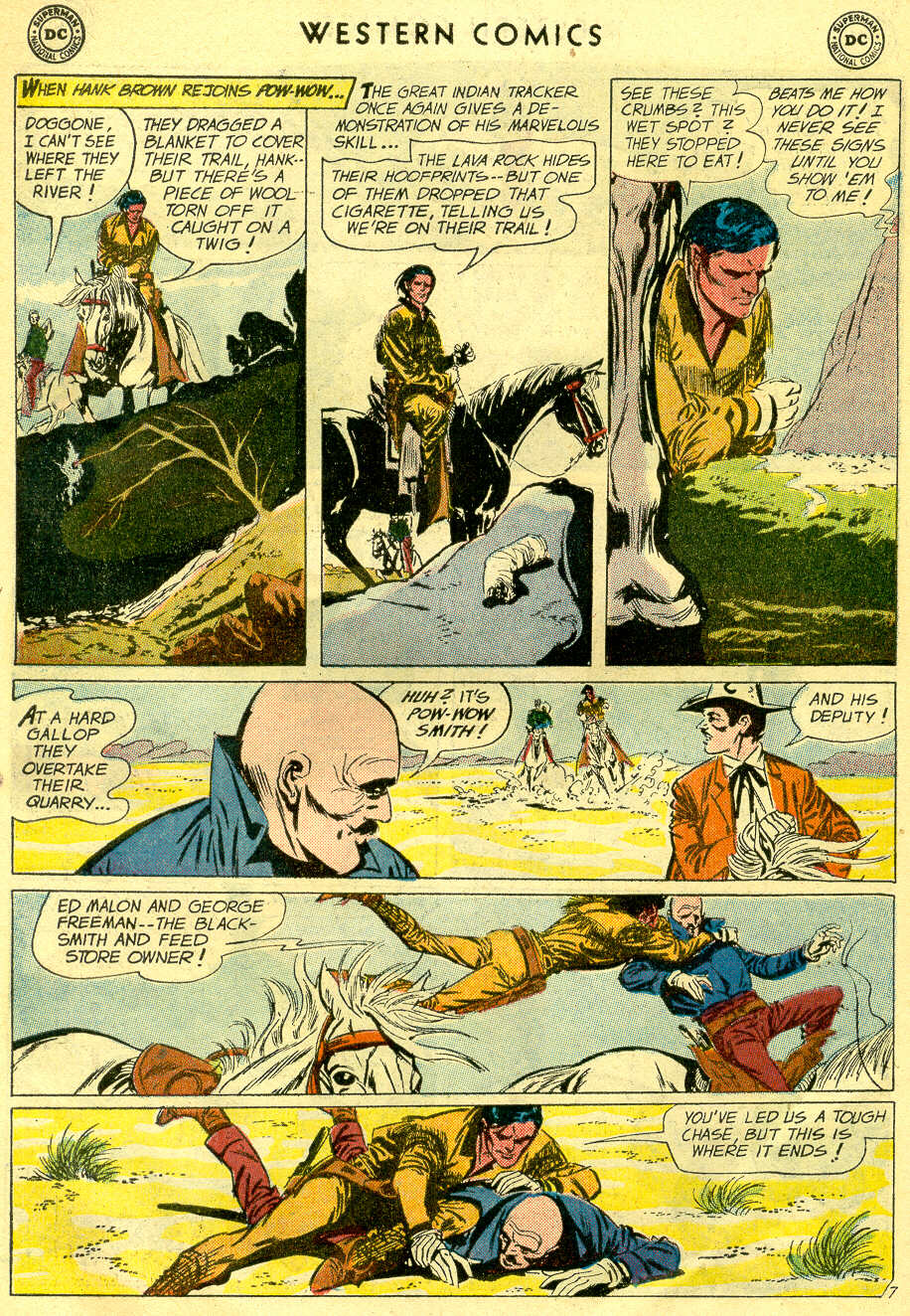 Western Comics issue 77 - Page 22