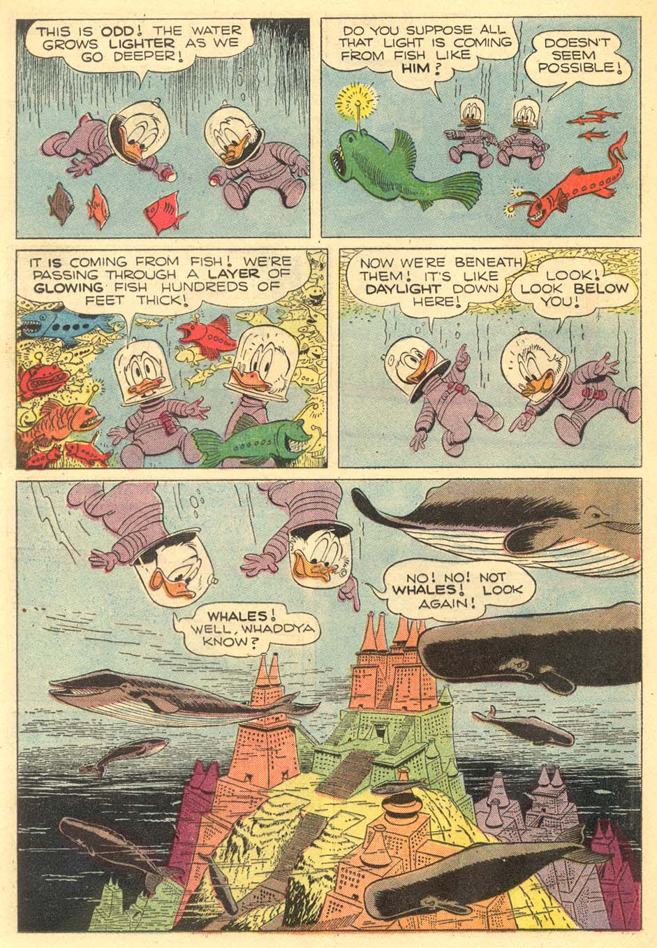 Read online Uncle Scrooge (1953) comic -  Issue #5 - 20