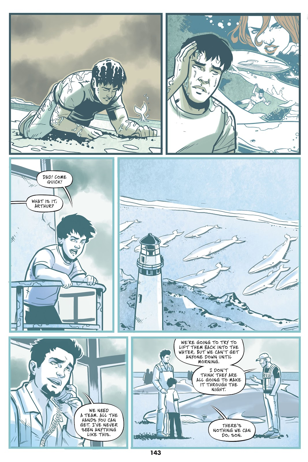 Read online Mera: Tidebreaker comic -  Issue # TPB (Part 2) - 43