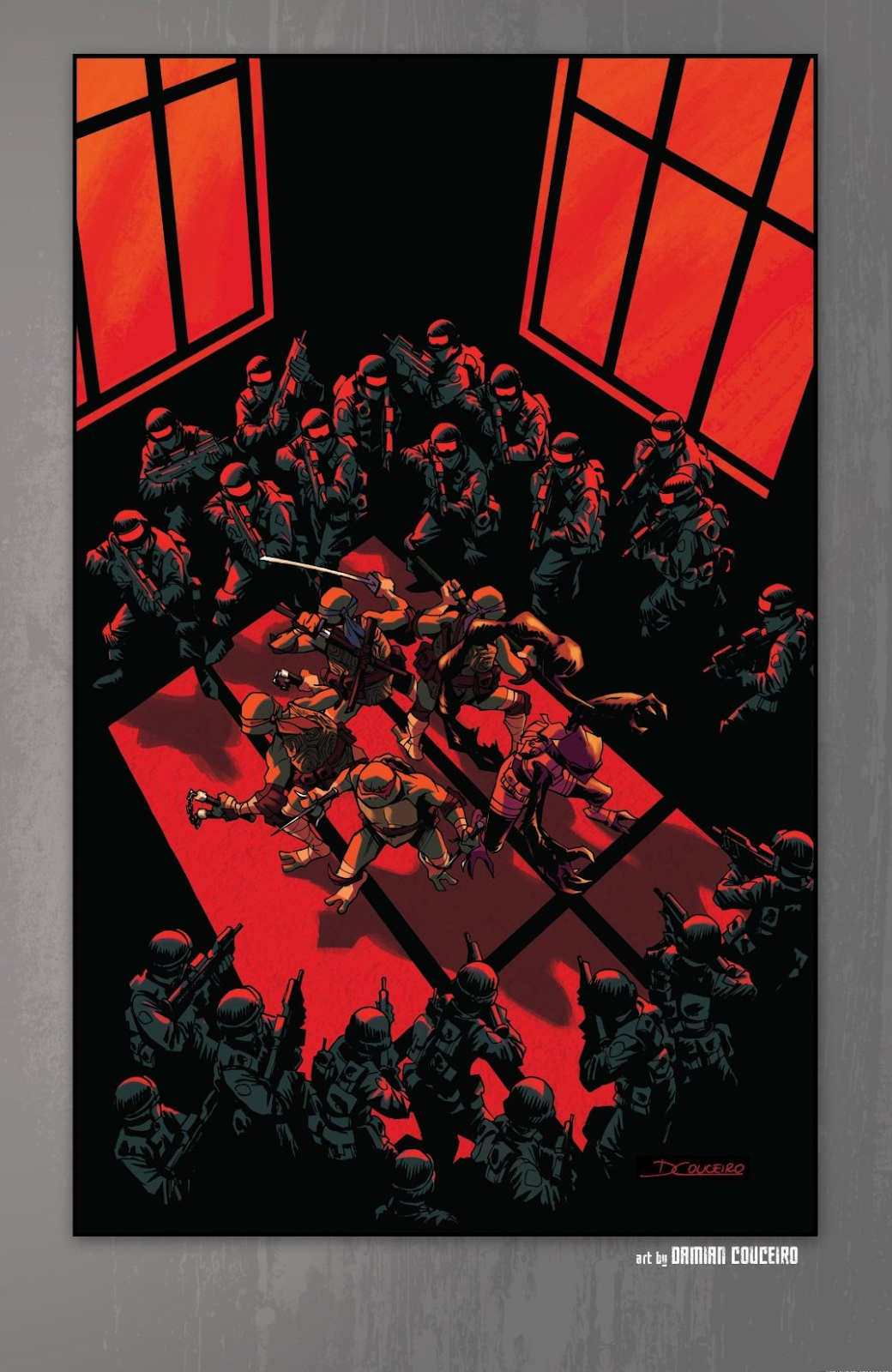 Read online Teenage Mutant Ninja Turtles: The IDW Collection comic -  Issue # TPB 8 (Part 3) - 2