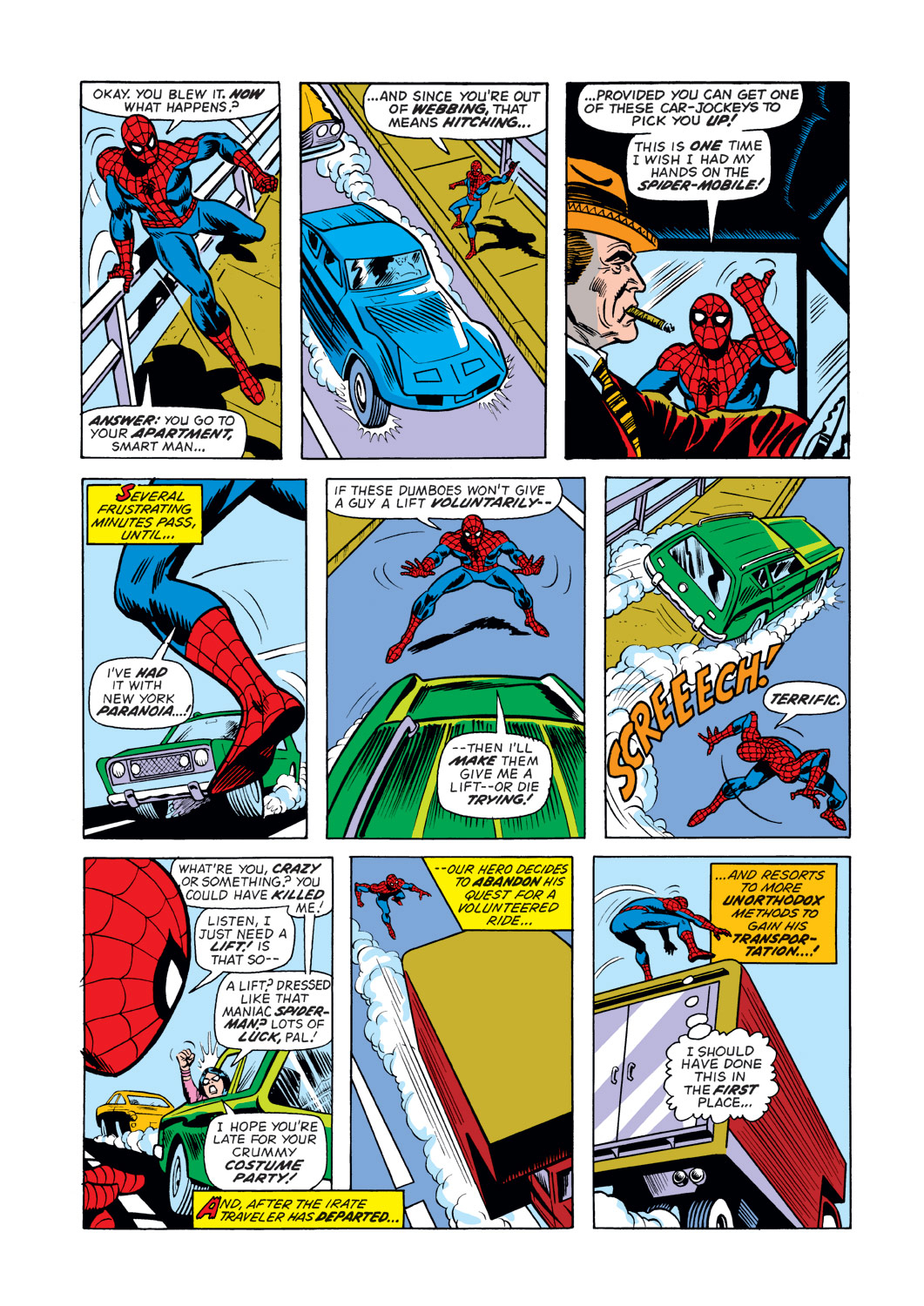 The Amazing Spider-Man (1963) 134 Page 10