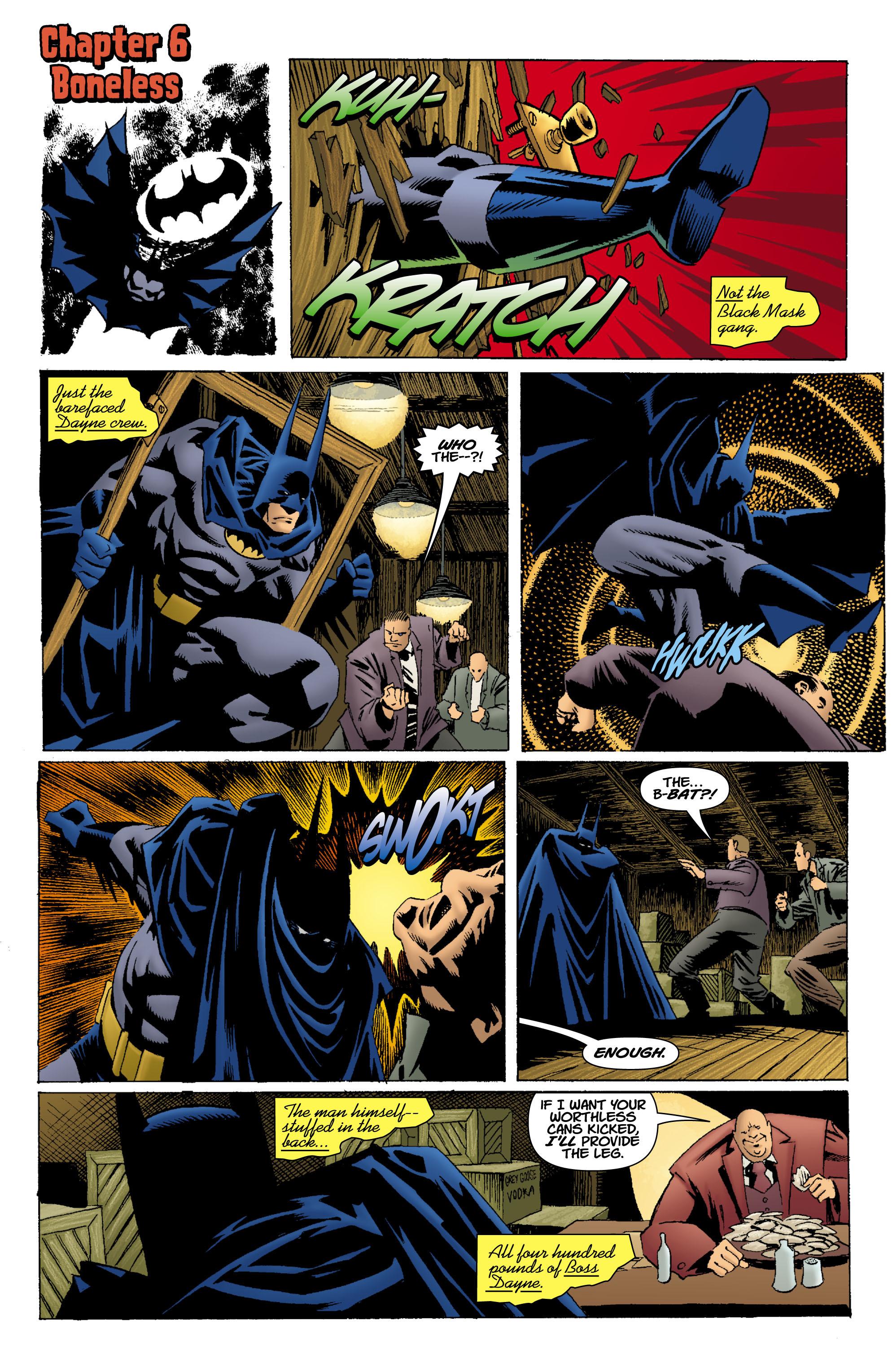 Read online Batman: Unseen comic -  Issue #1 - 20
