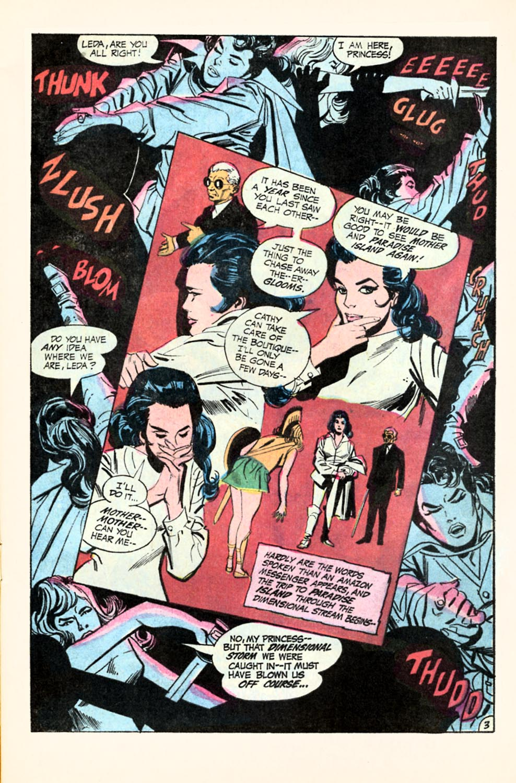 Read online Wonder Woman (1942) comic -  Issue #190 - 5