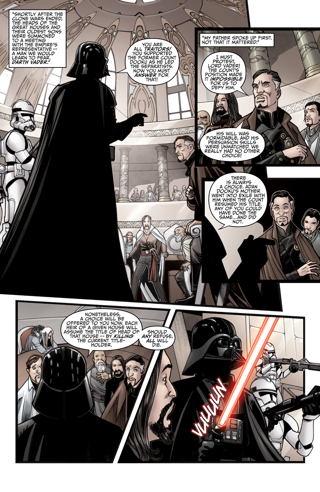 Read online Star Wars: Agent Of The Empire - Hard Targets comic -  Issue #2 - 10