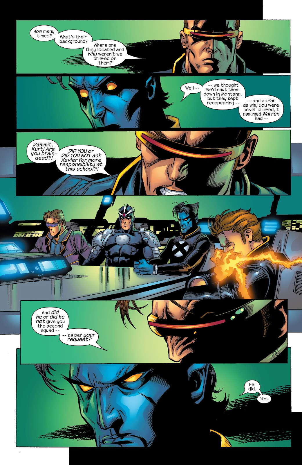 Read online X-Men: Unstoppable comic -  Issue # TPB (Part 4) - 82
