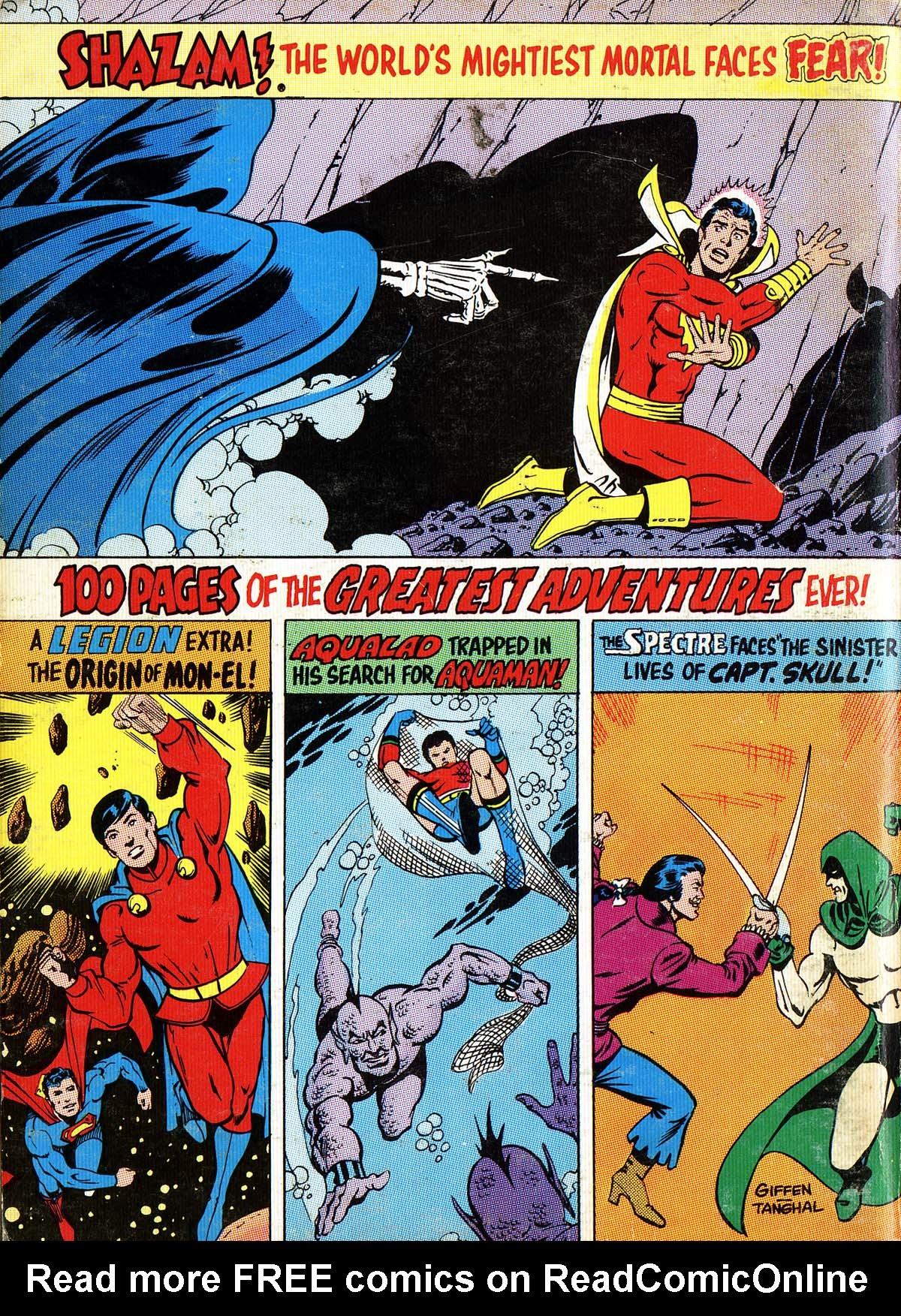 Read online Adventure Comics (1938) comic -  Issue #494 - 100