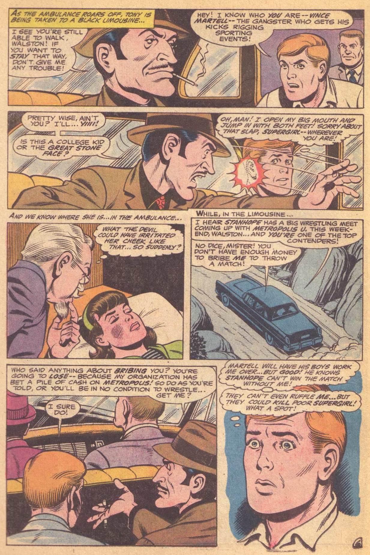 Read online Adventure Comics (1938) comic -  Issue #383 - 22