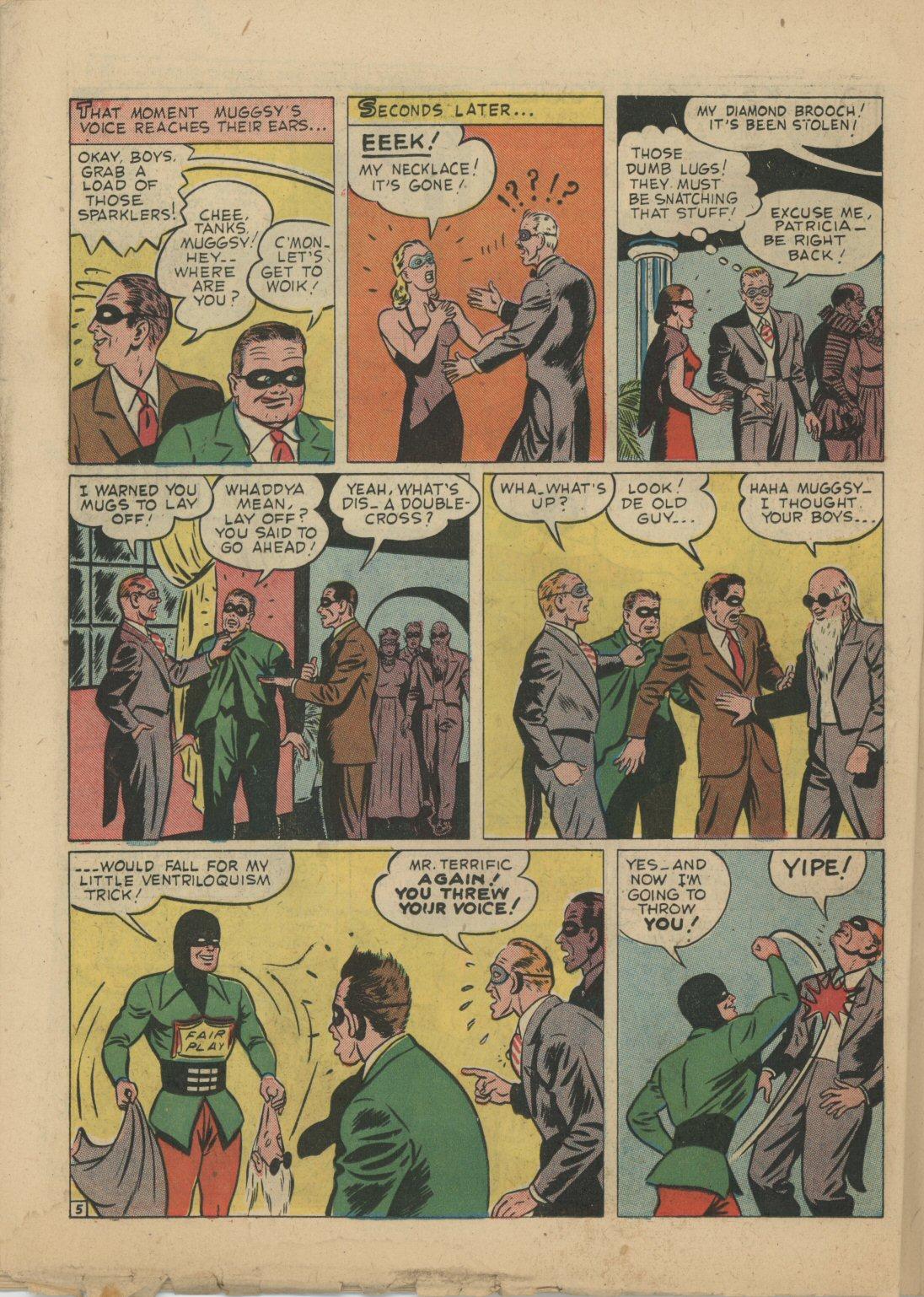 Read online Sensation (Mystery) Comics comic -  Issue #21 - 38