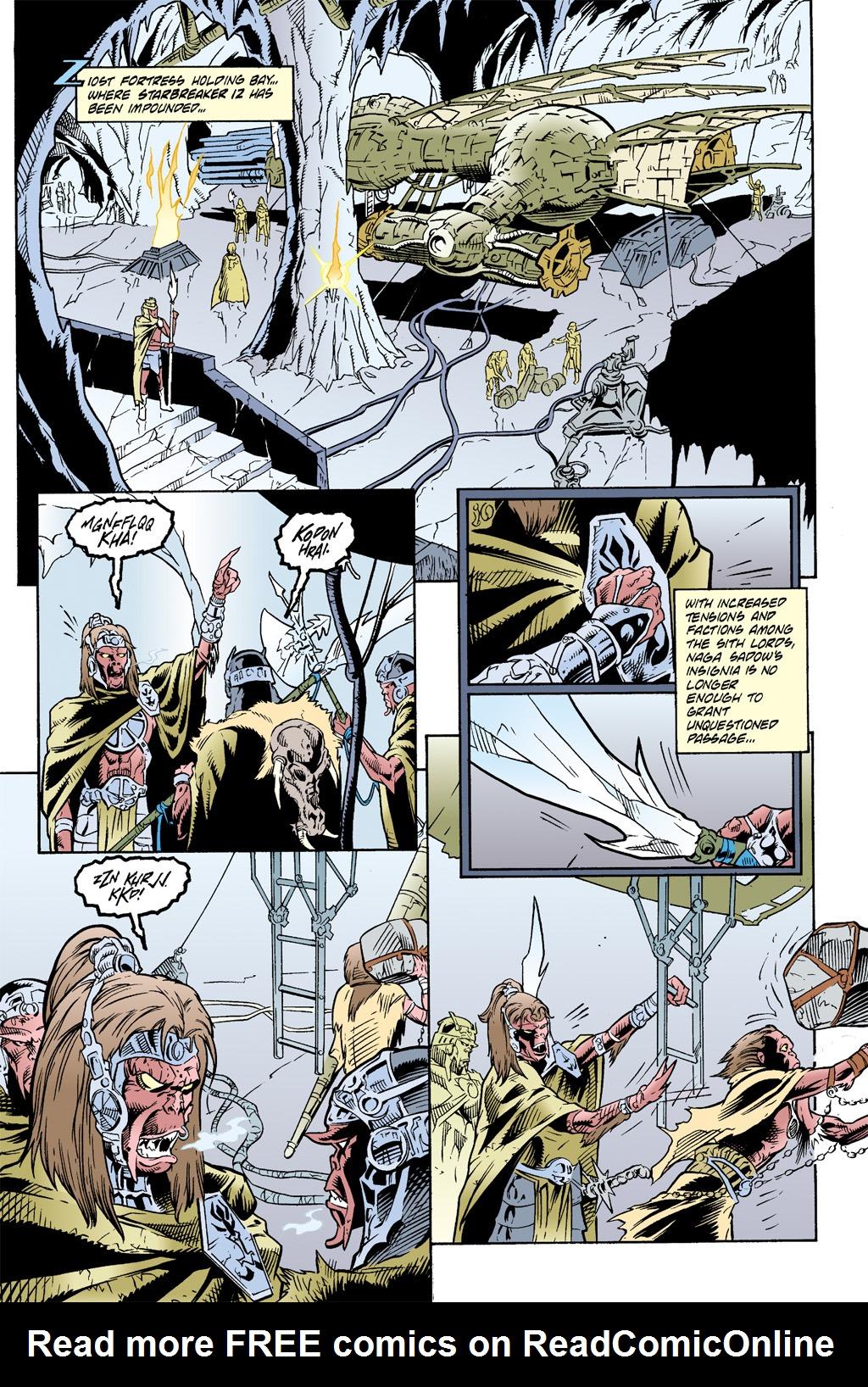 Read online Star Wars Omnibus comic -  Issue # Vol. 4 - 77