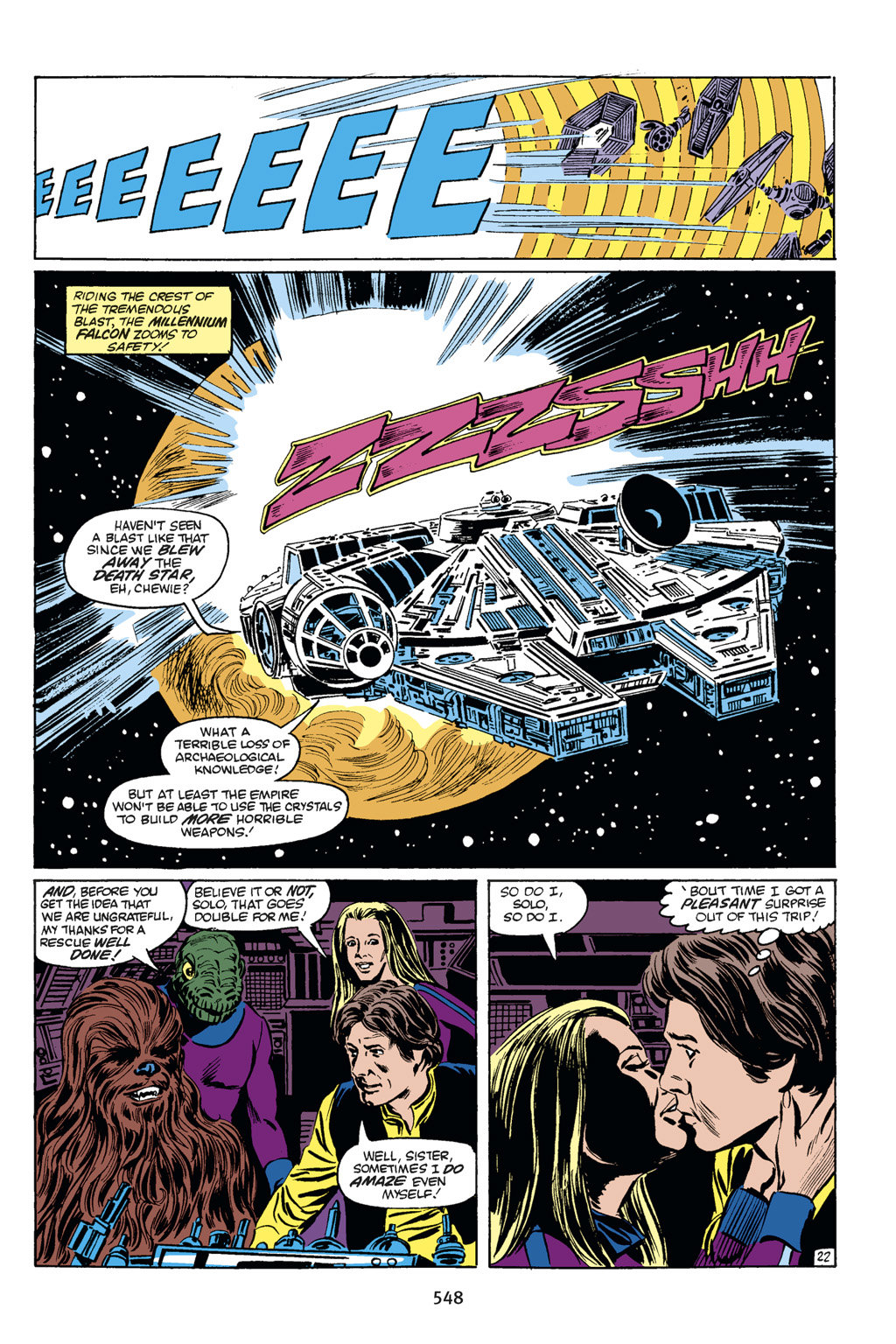 Read online Star Wars Omnibus comic -  Issue # Vol. 18.5 - 262