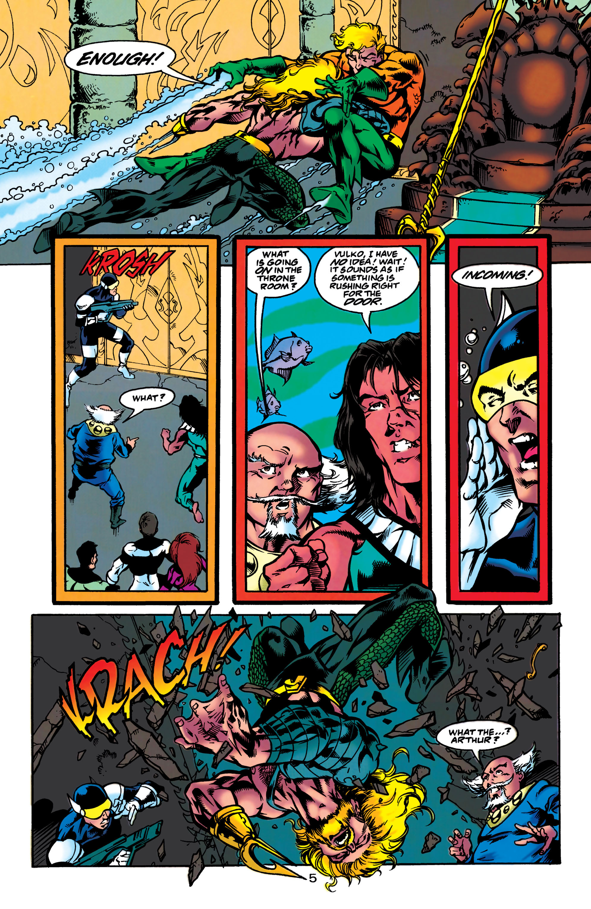 Read online Aquaman (1994) comic -  Issue #47 - 6