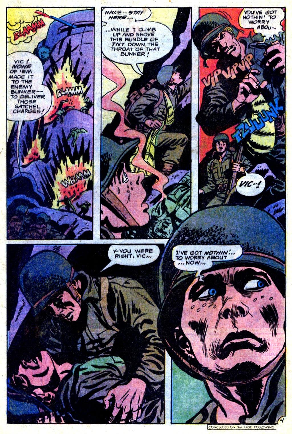 Read online Sgt. Rock comic -  Issue #336 - 17