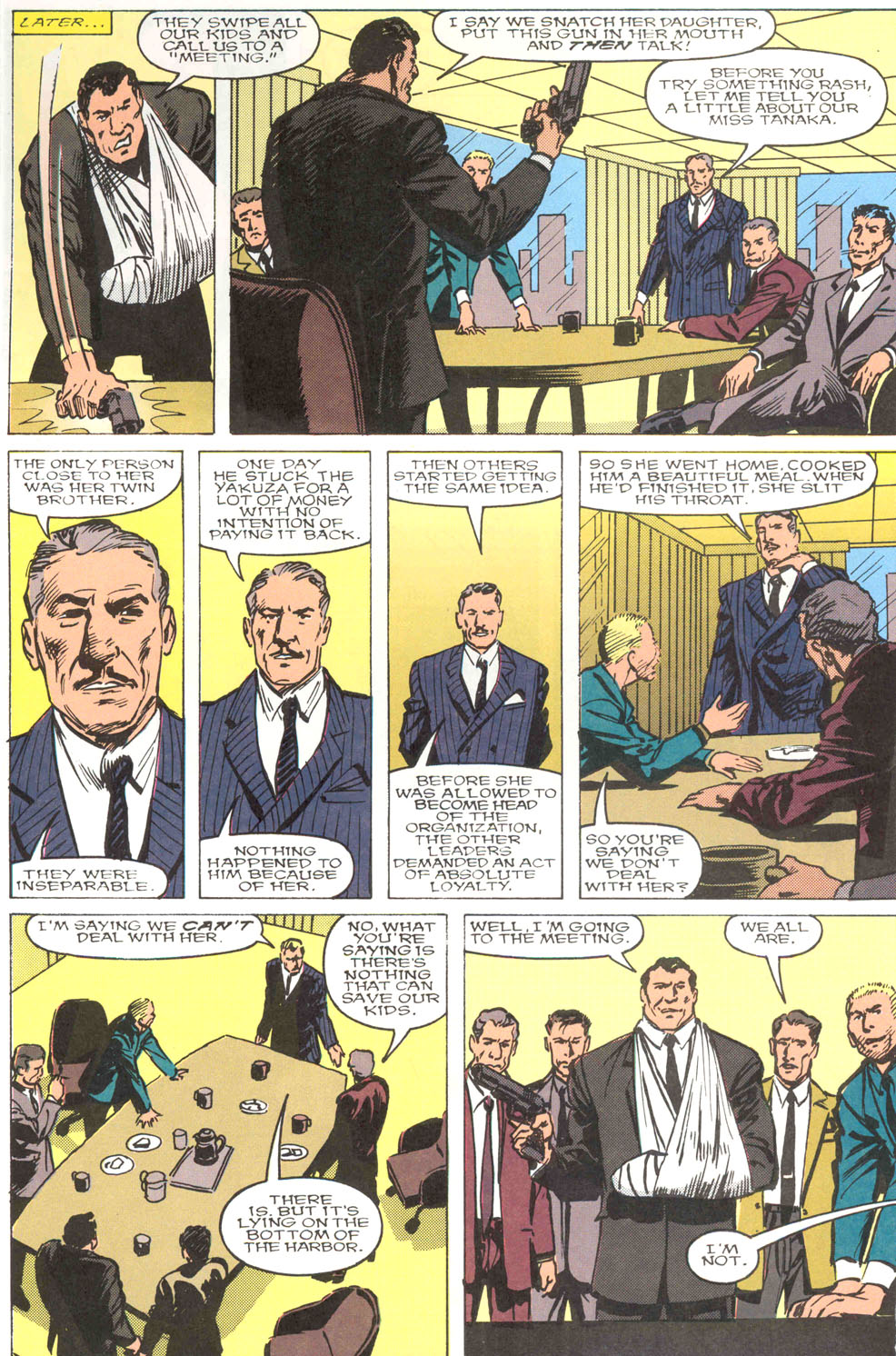 The Punisher Movie Special issue Full - Page 38