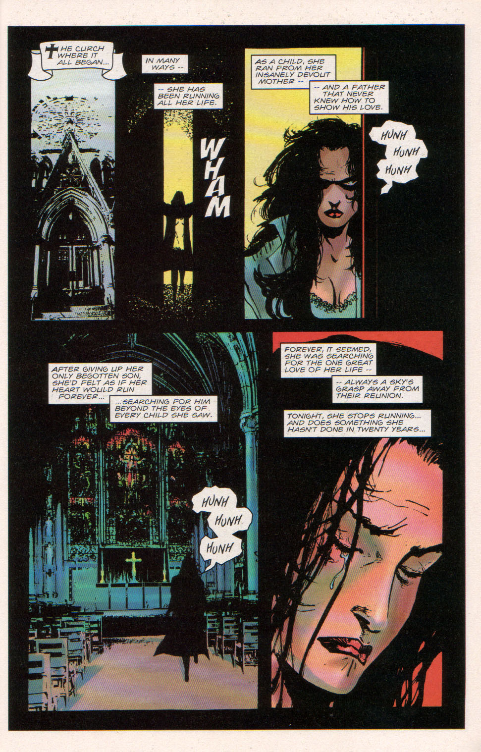 Read online Hellshock comic -  Issue #3 - 17