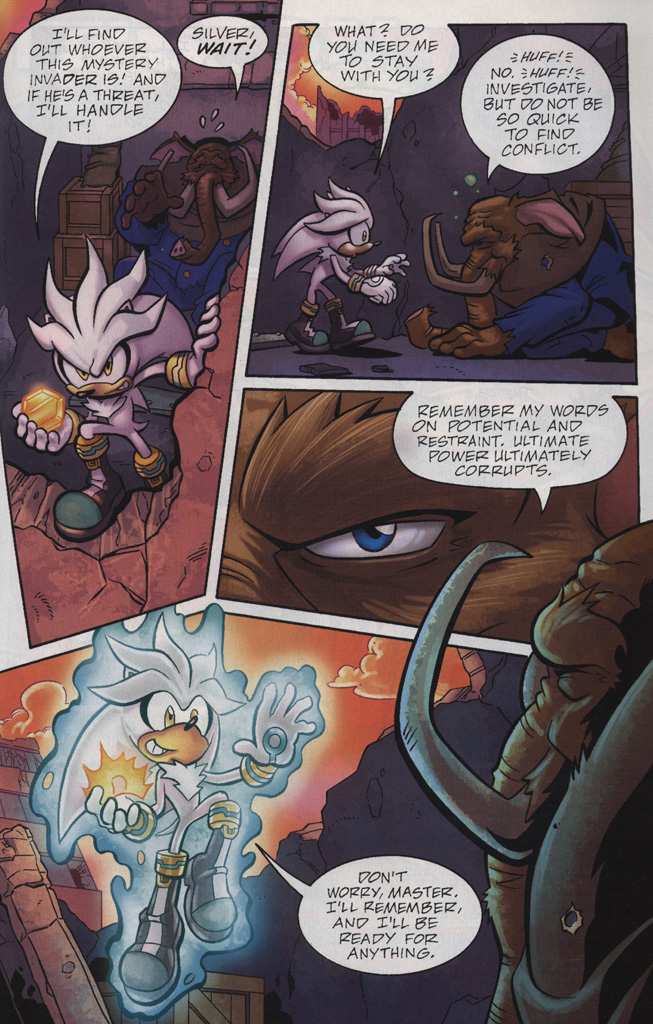 Read online Sonic Universe comic -  Issue #25 - 5