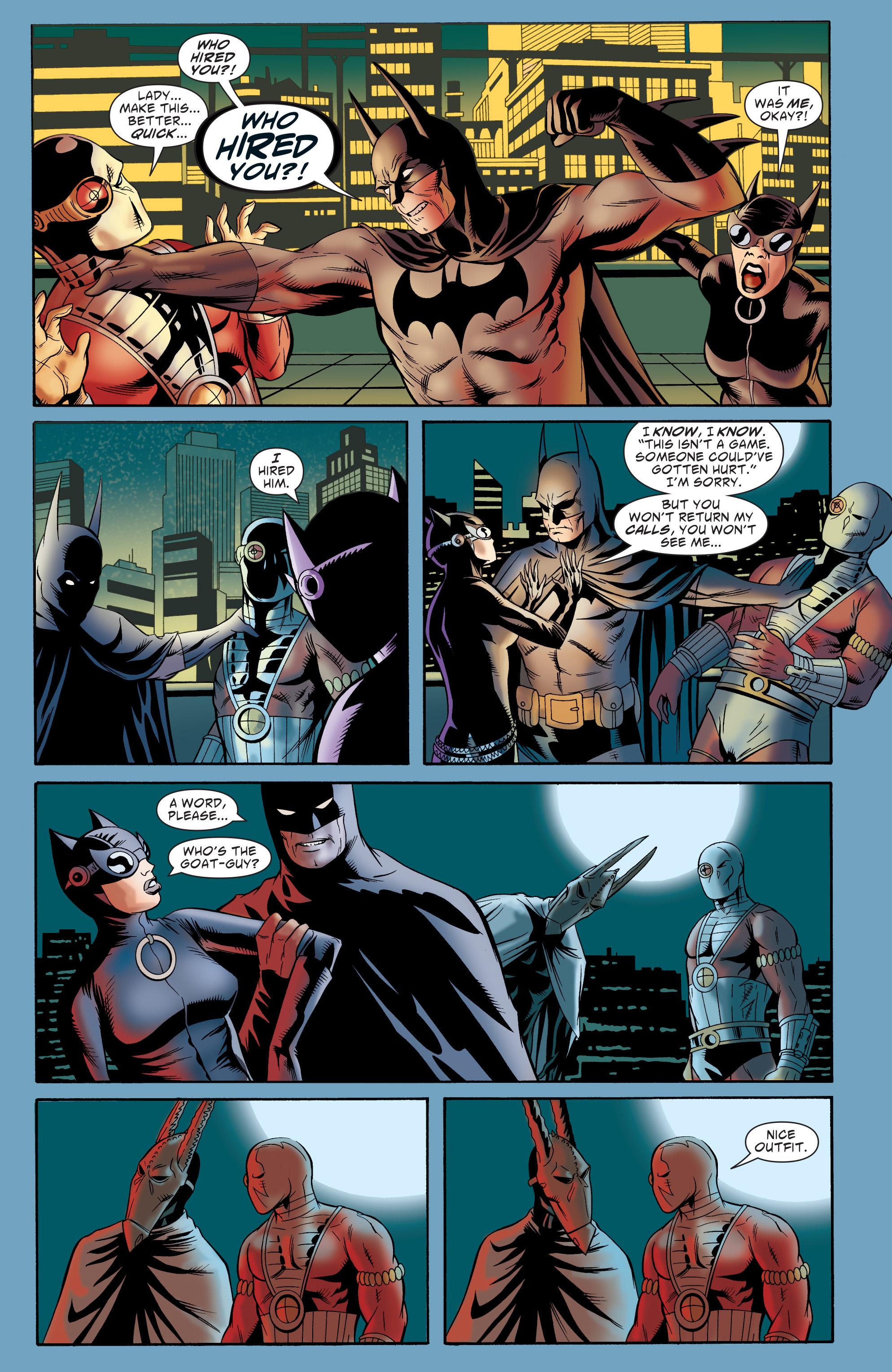 Read online Batman: The Widening Gyre comic -  Issue #6 - 30