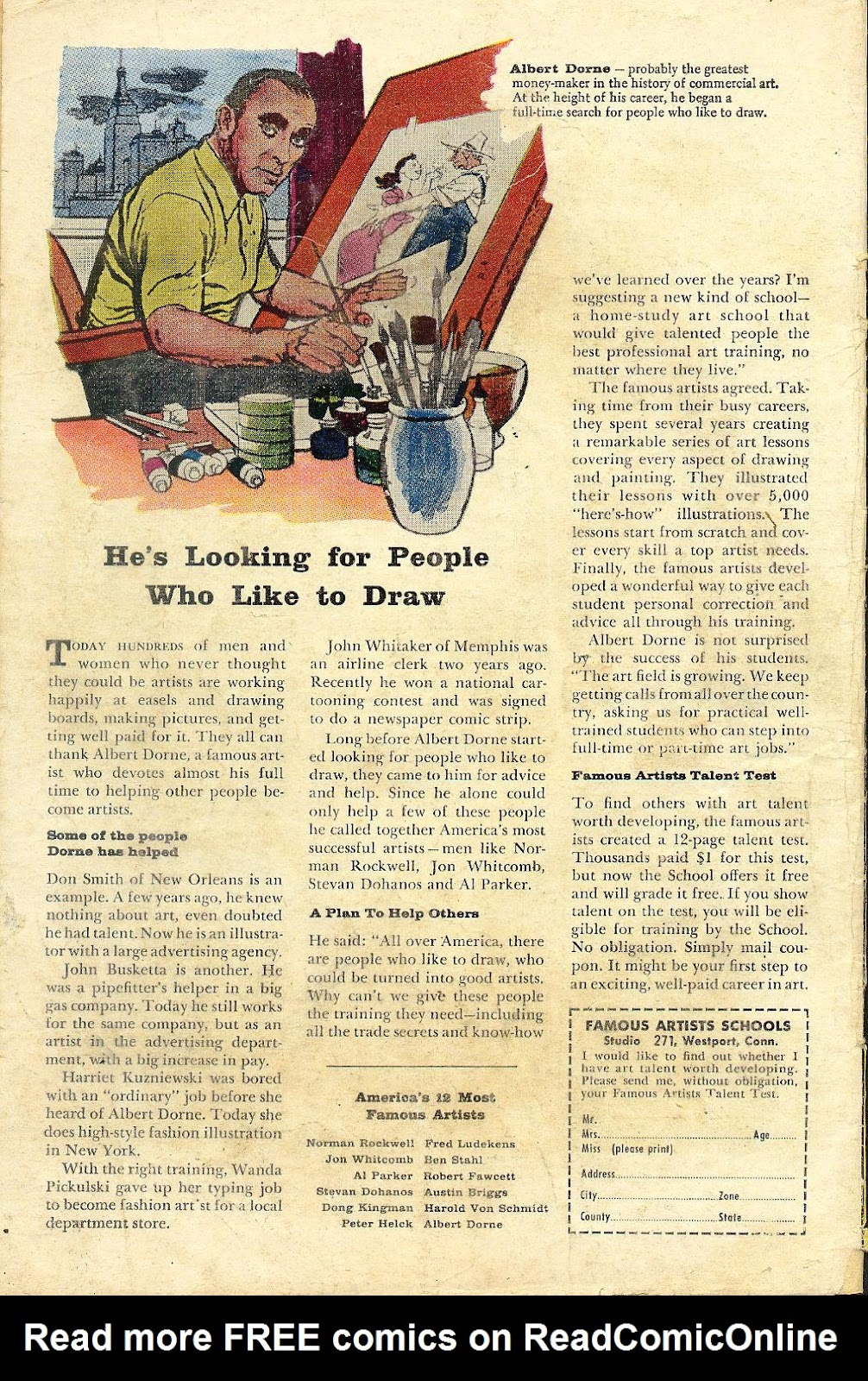 Gunsmoke Western issue 58 - Page 36