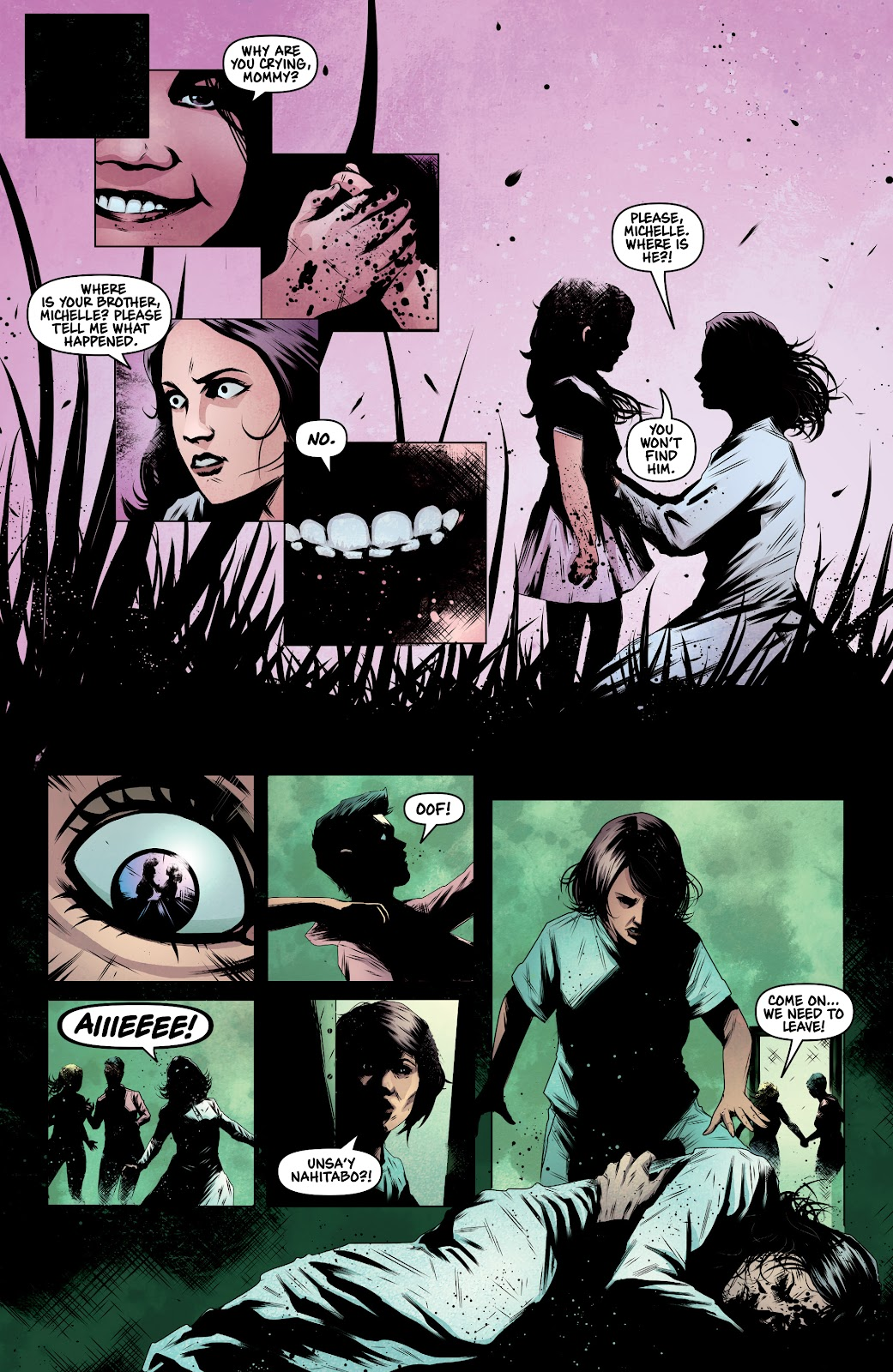 Read online Devil Within comic -  Issue #3 - 11