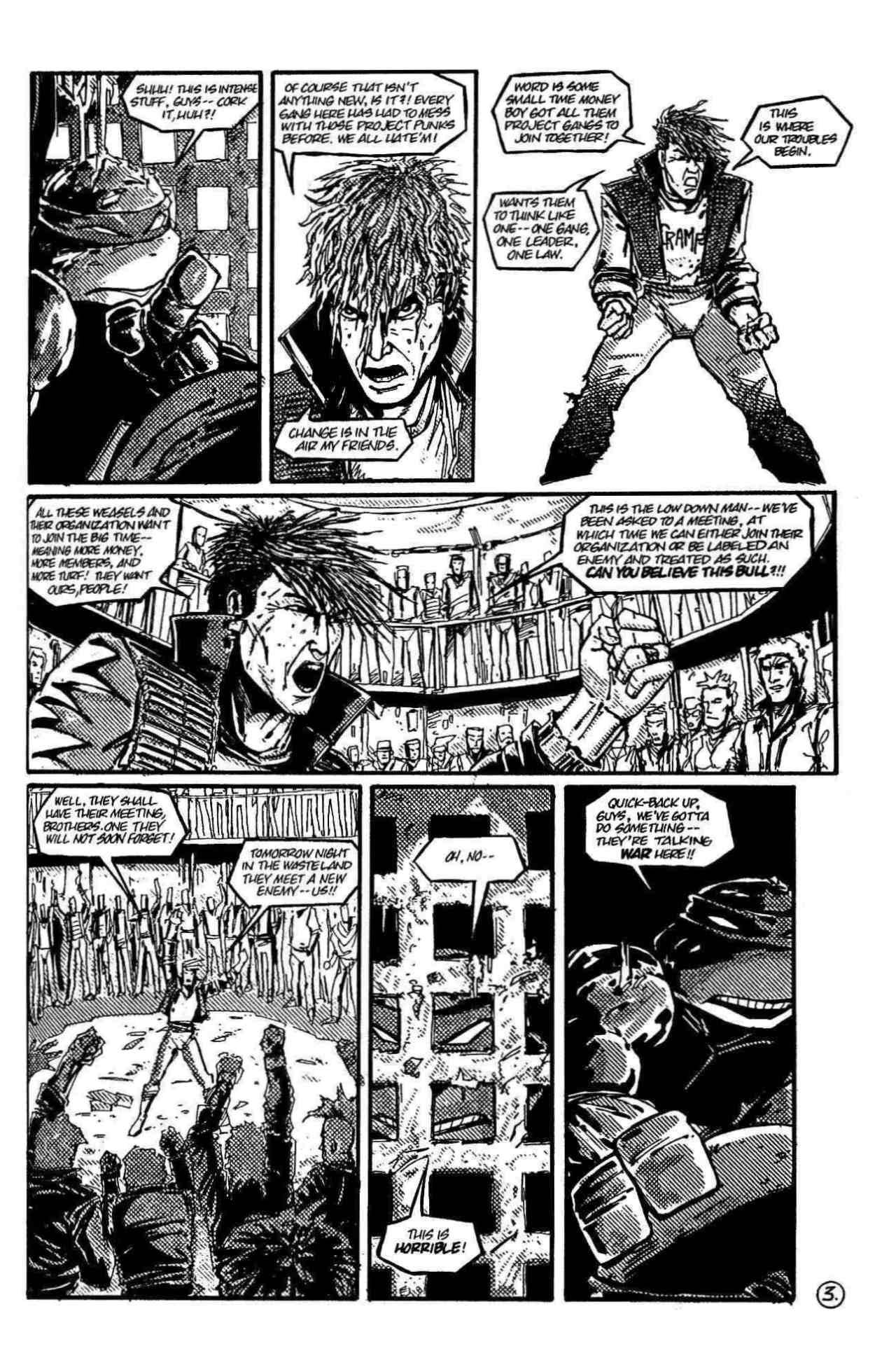 Read online Shell Shock comic -  Issue # Full - 69