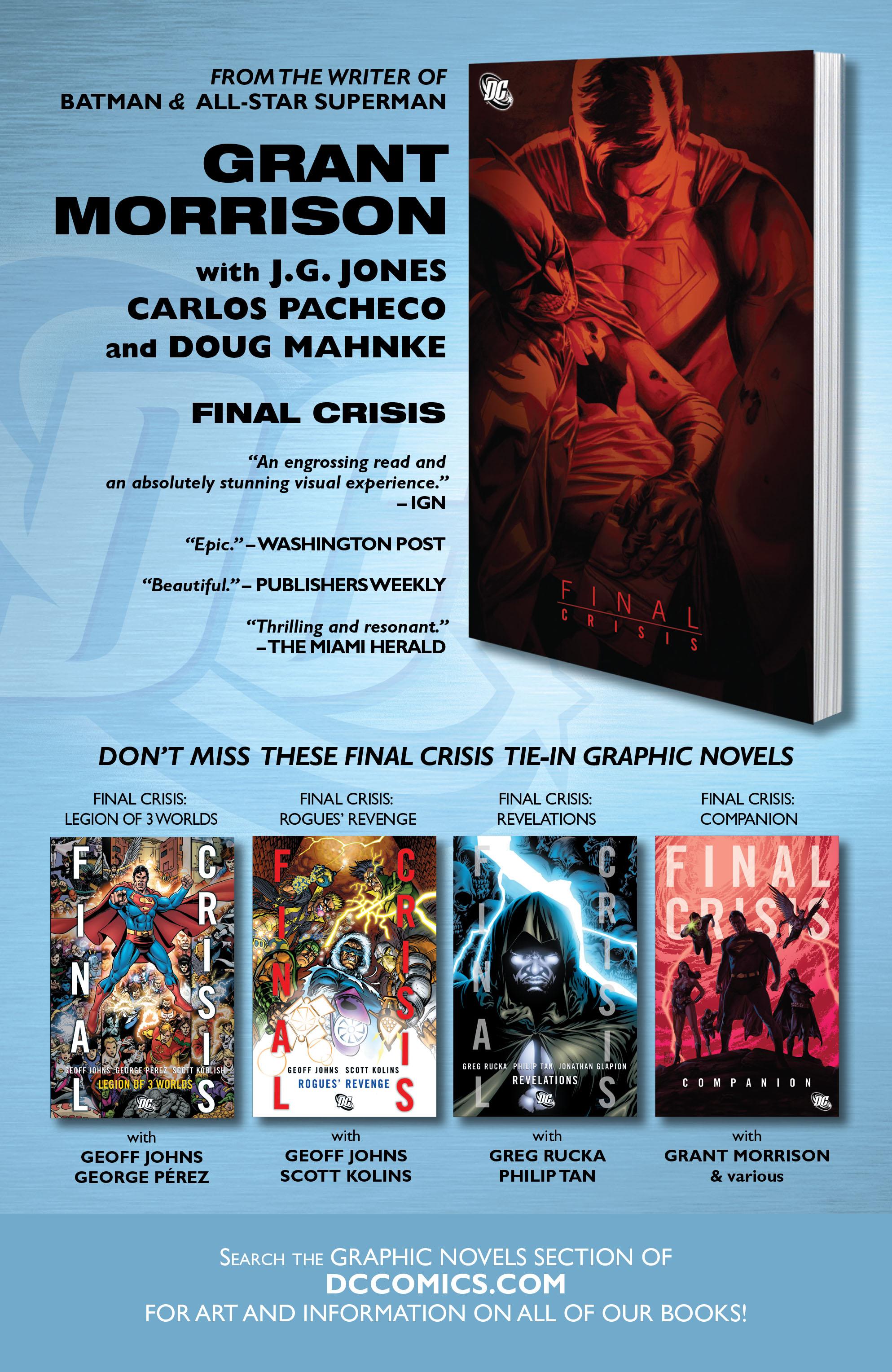 Read online Seven Soldiers: Zatanna comic -  Issue #4 - 24